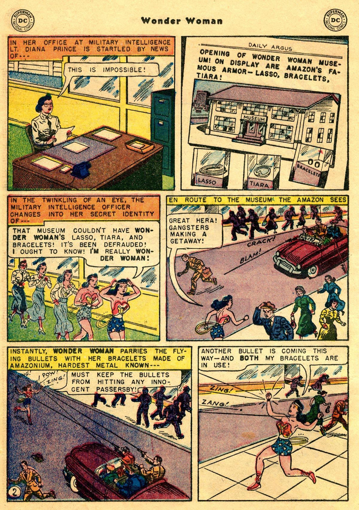 Read online Wonder Woman (1942) comic -  Issue #68 - 16