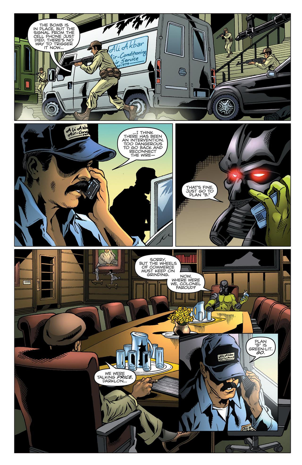 G.I. Joe: A Real American Hero 184 Page 20