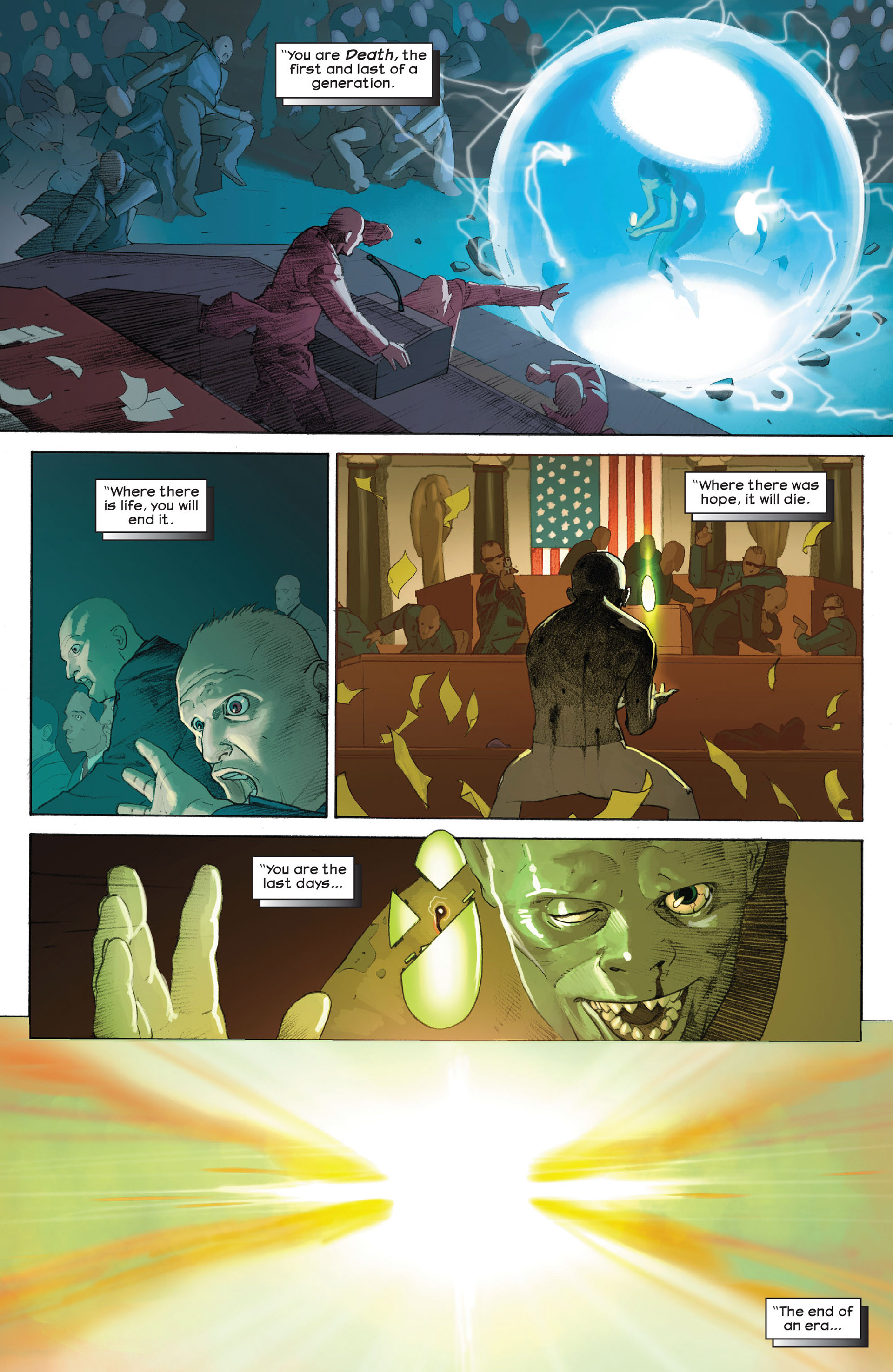 Read online Ultimate Comics Ultimates comic -  Issue #9 - 20