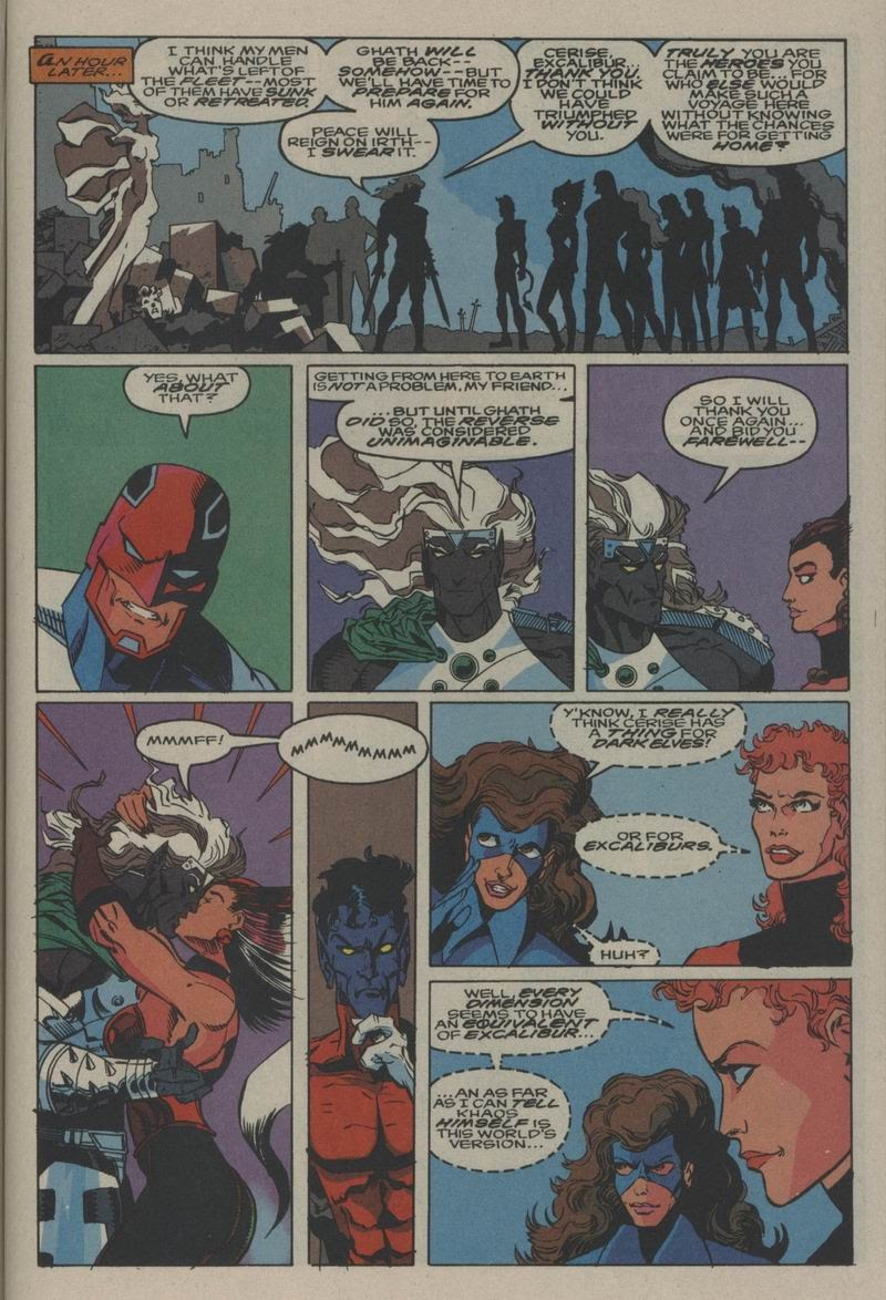 Excalibur (1988) issue Annual 1 - Page 39
