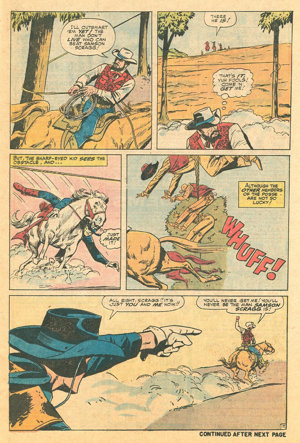 Read online Two-Gun Kid comic -  Issue #110 - 25