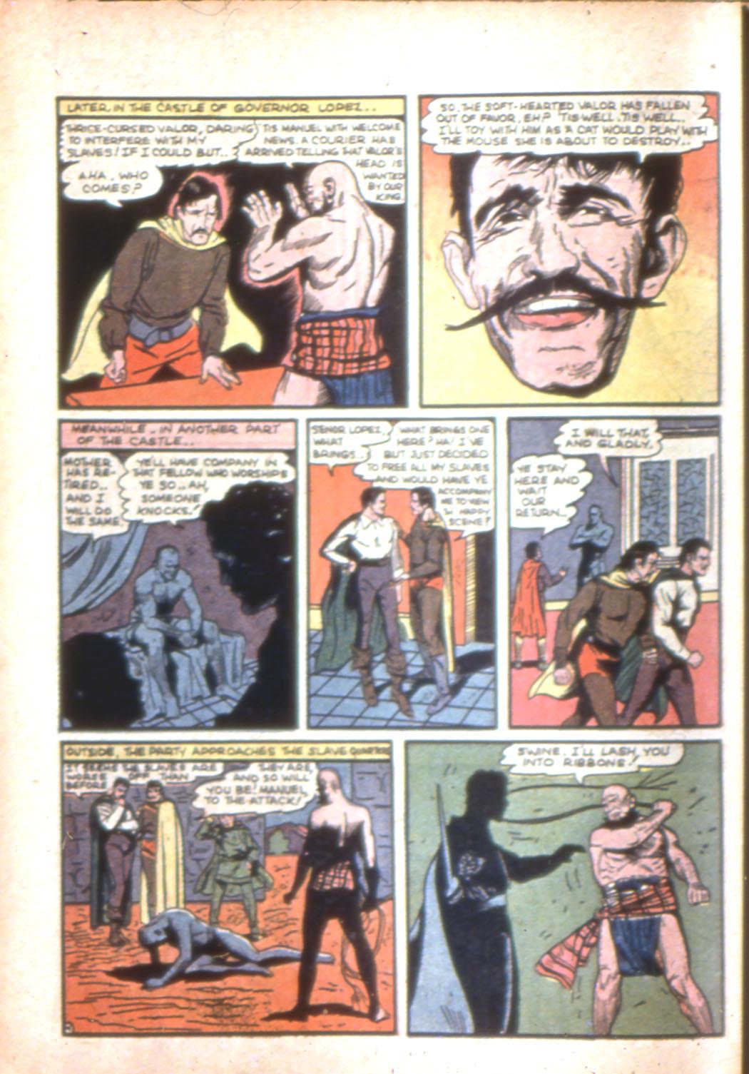 Read online Sensation (Mystery) Comics comic -  Issue #7 - 20