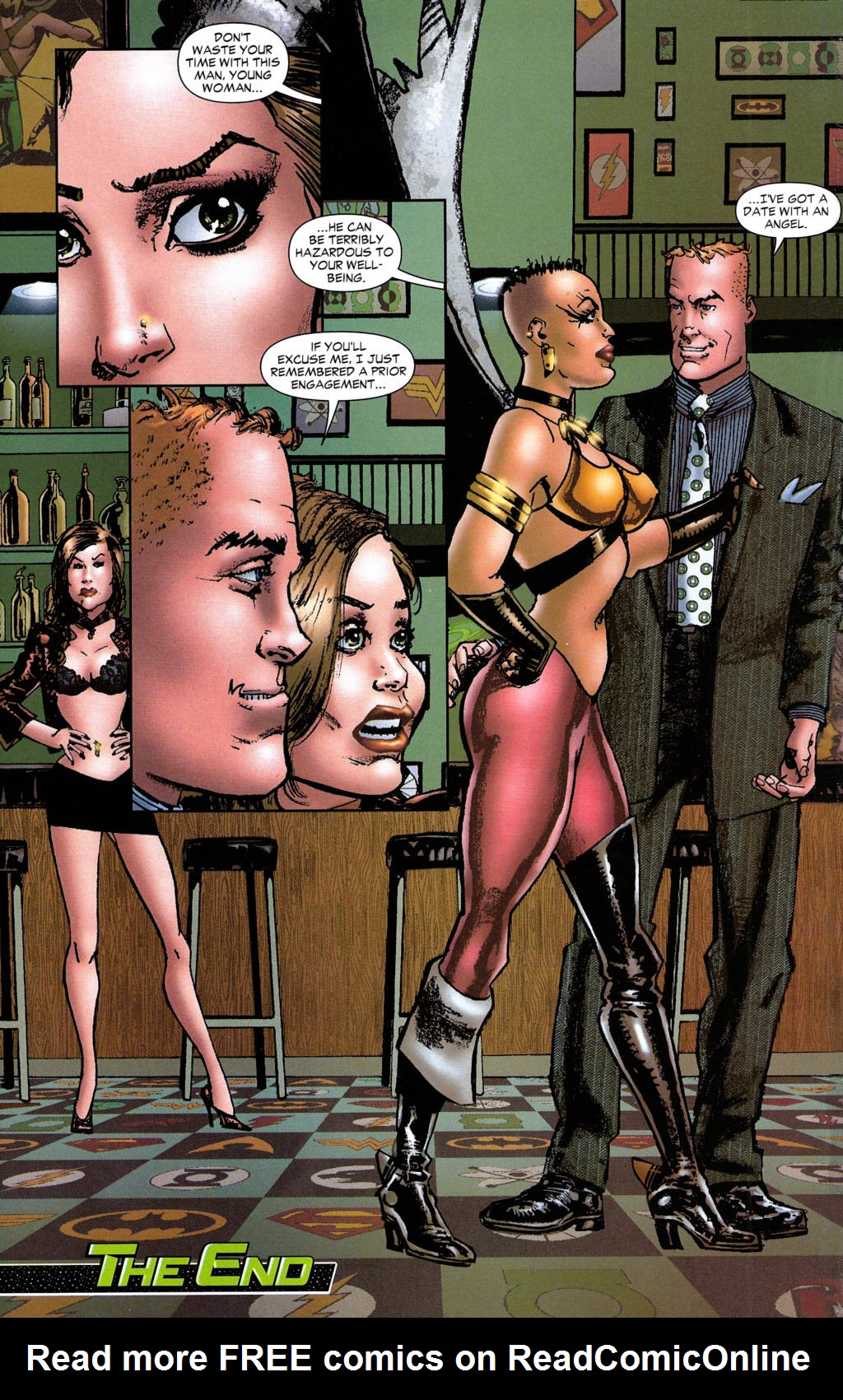 Read online Guy Gardner: Collateral Damage comic -  Issue #2 - 45