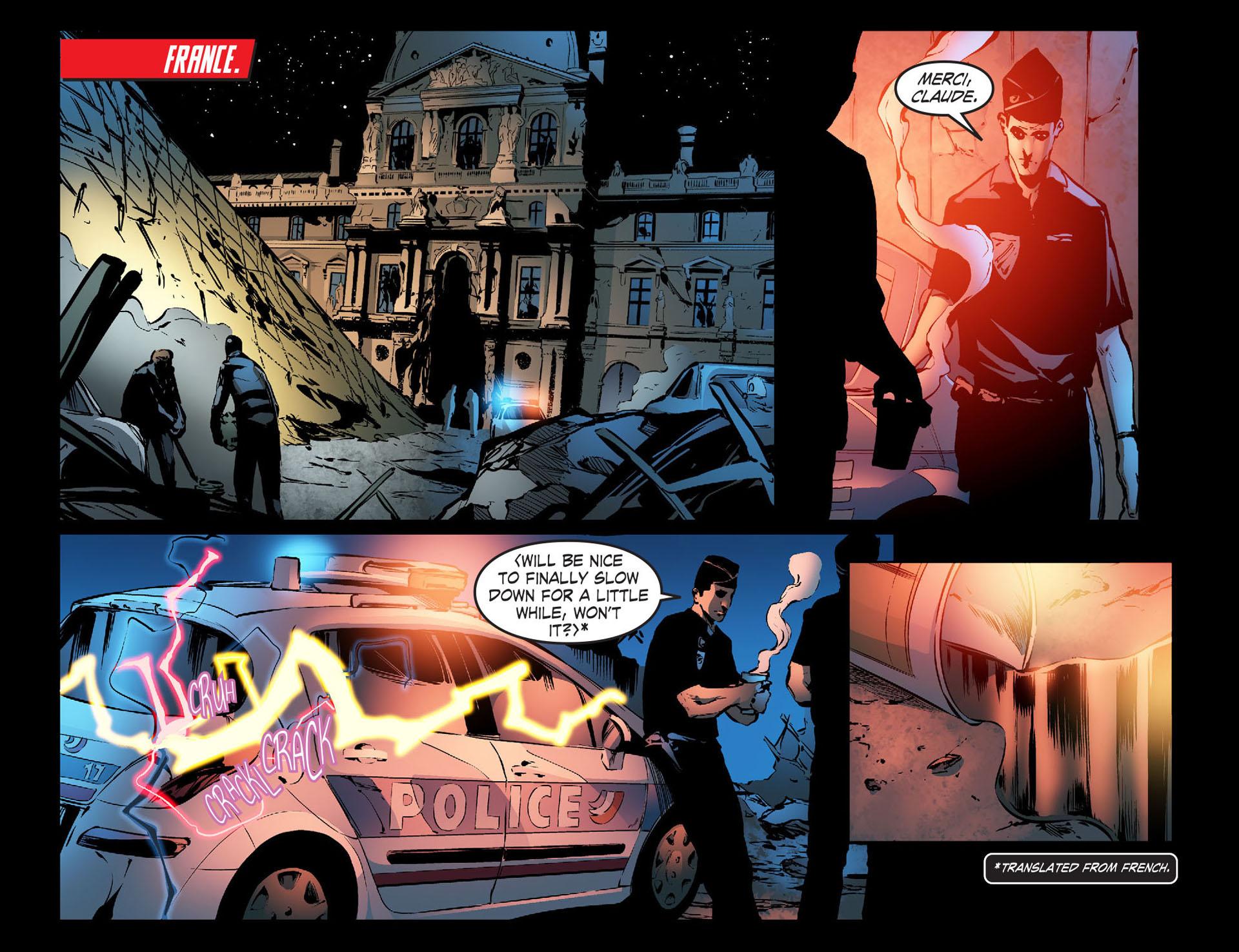 Read online Smallville: Season 11 comic -  Issue #33 - 4