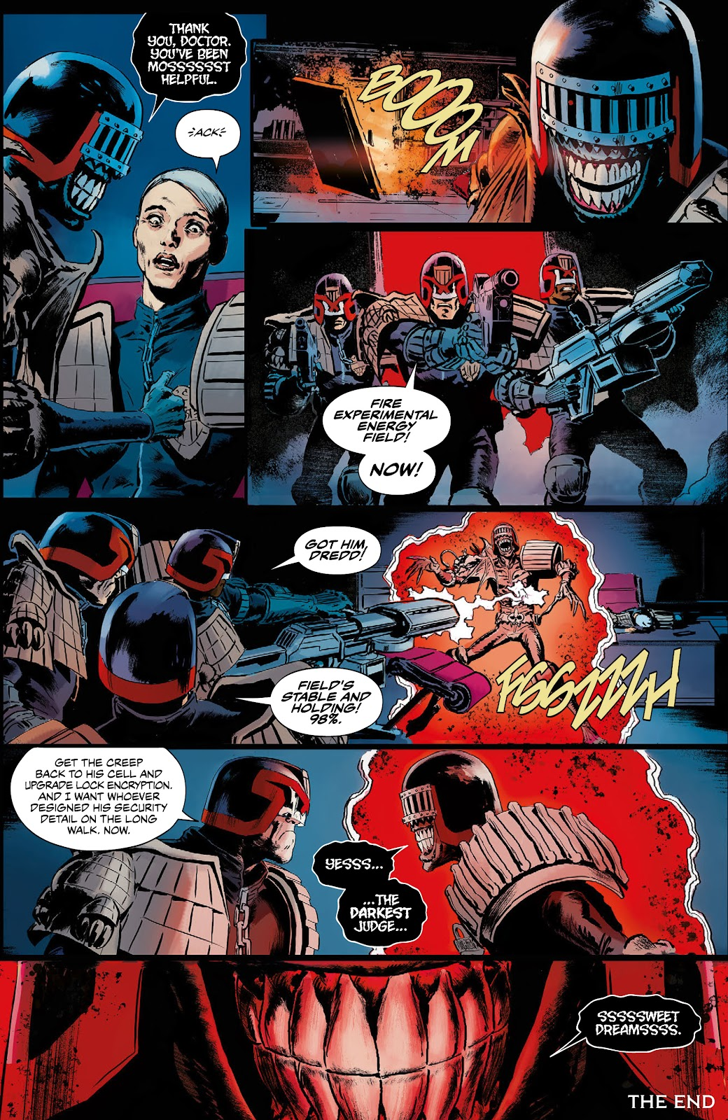 Read online 2000 AD Villains Special comic -  Issue # Full - 8