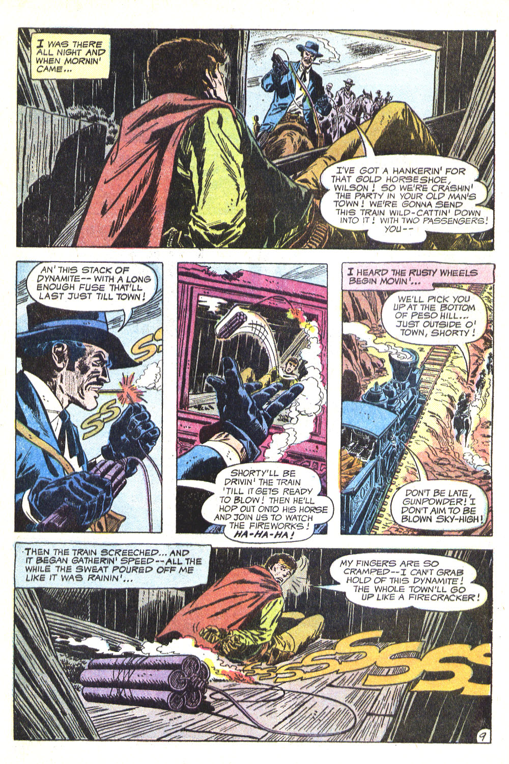 Read online All-Star Western (1970) comic -  Issue #5 - 13