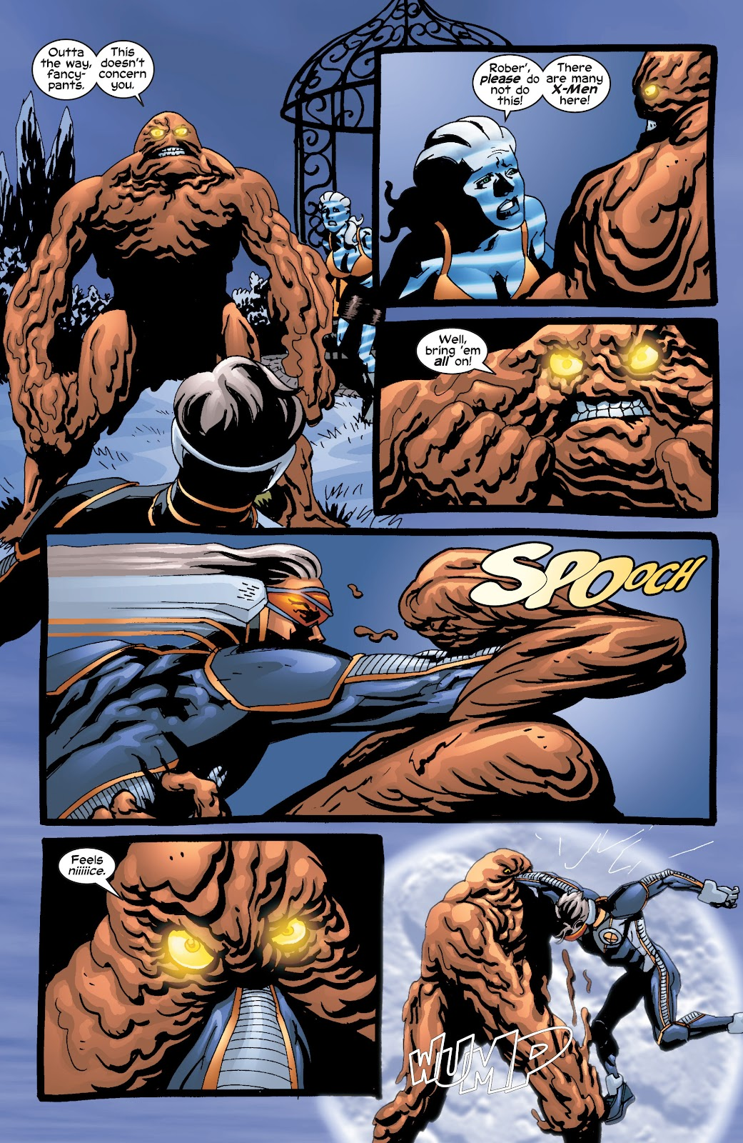 Uncanny X-Men (1963) issue 415 - Page 21