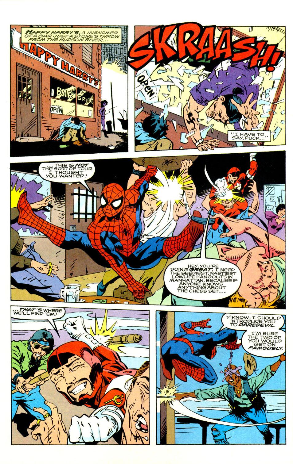 Read online Alpha Flight (1983) comic -  Issue #121 - 10