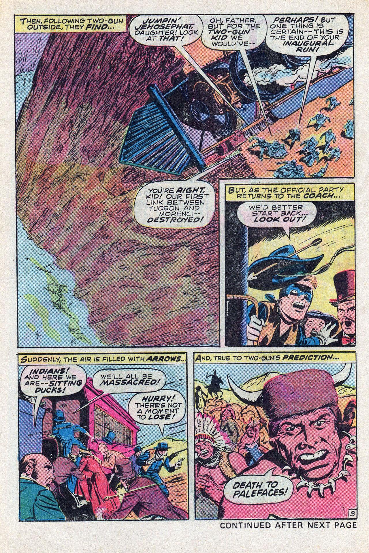 Read online Two-Gun Kid comic -  Issue #128 - 20