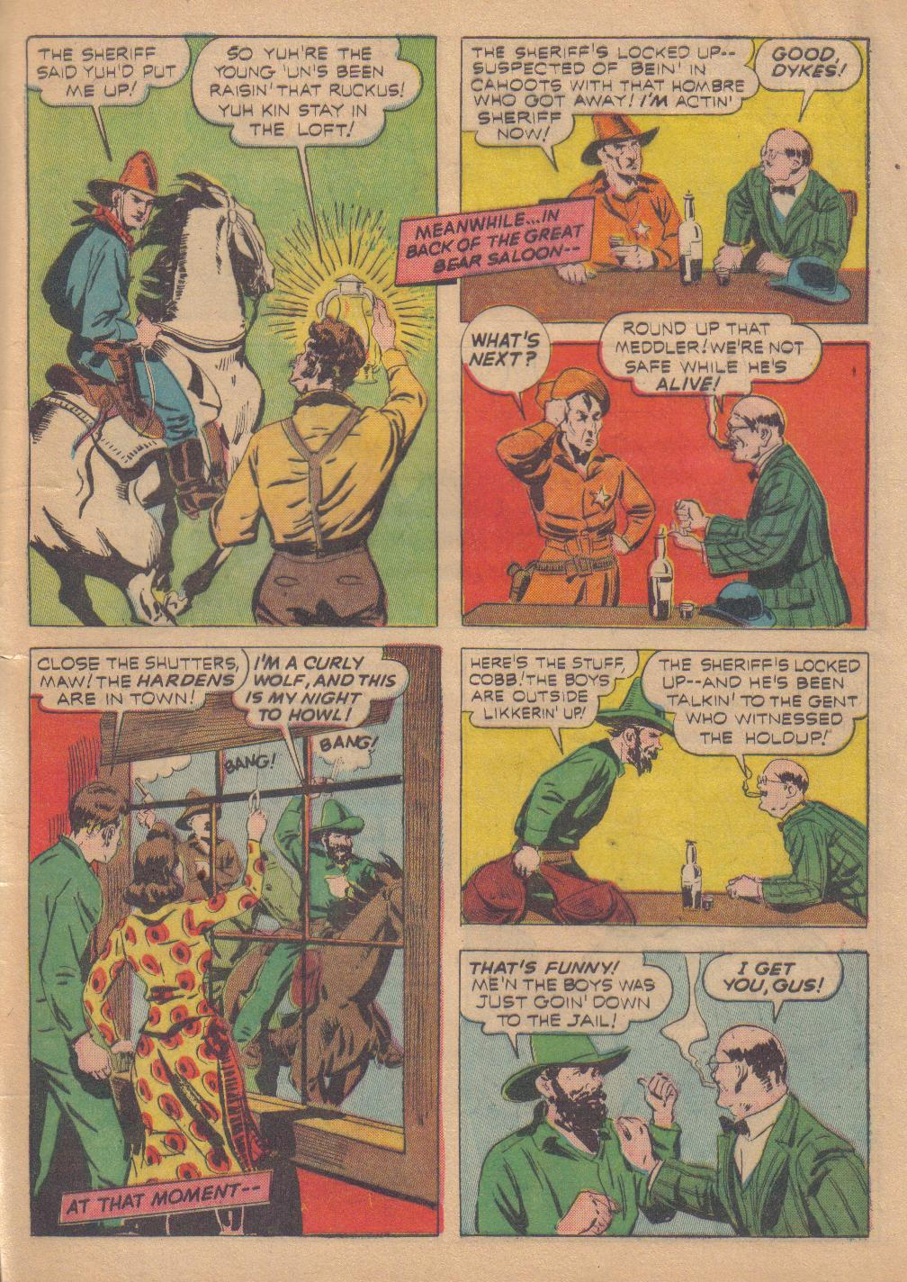 Exciting Comics (1940) issue 13 - Page 63