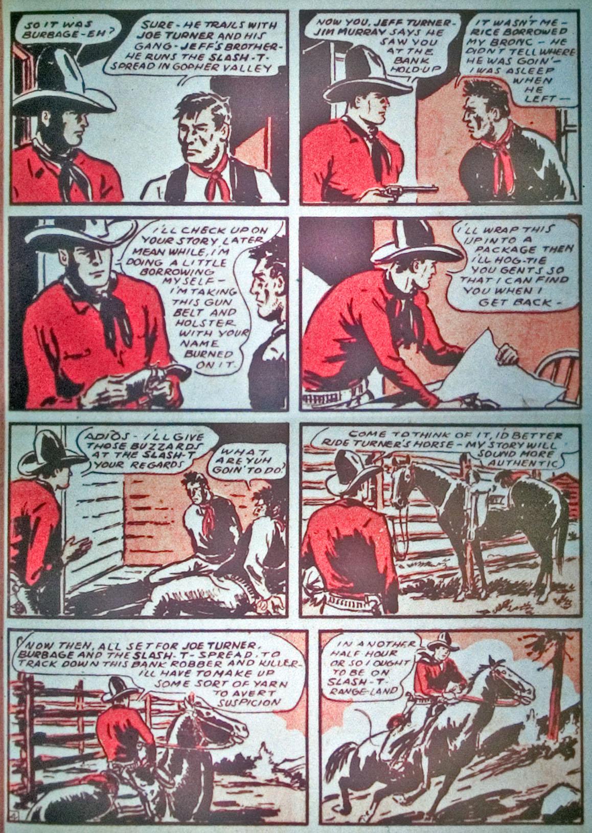 Read online Detective Comics (1937) comic -  Issue #31 - 19