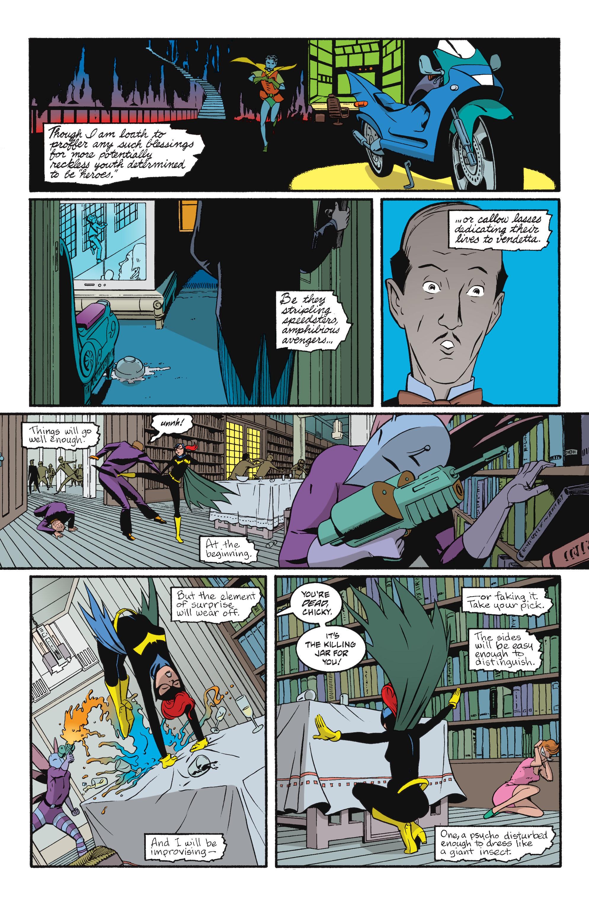 Read online Batgirl/Robin: Year One comic -  Issue # TPB 2 - 31
