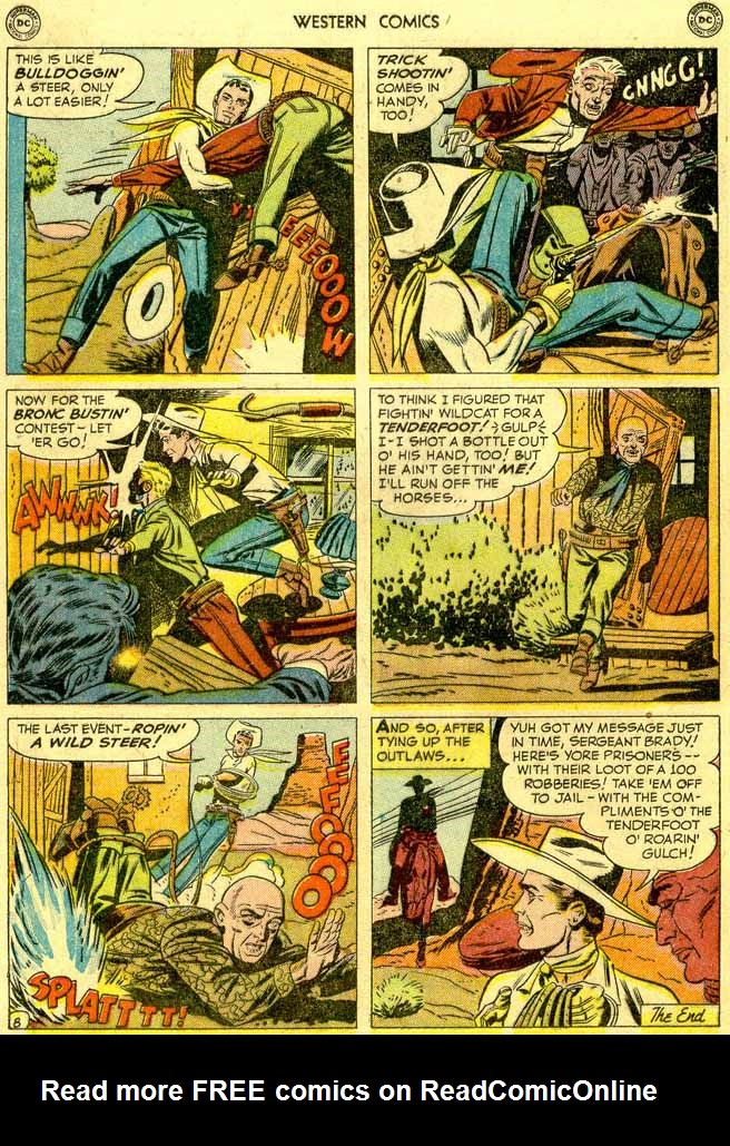 Western Comics issue 23 - Page 22