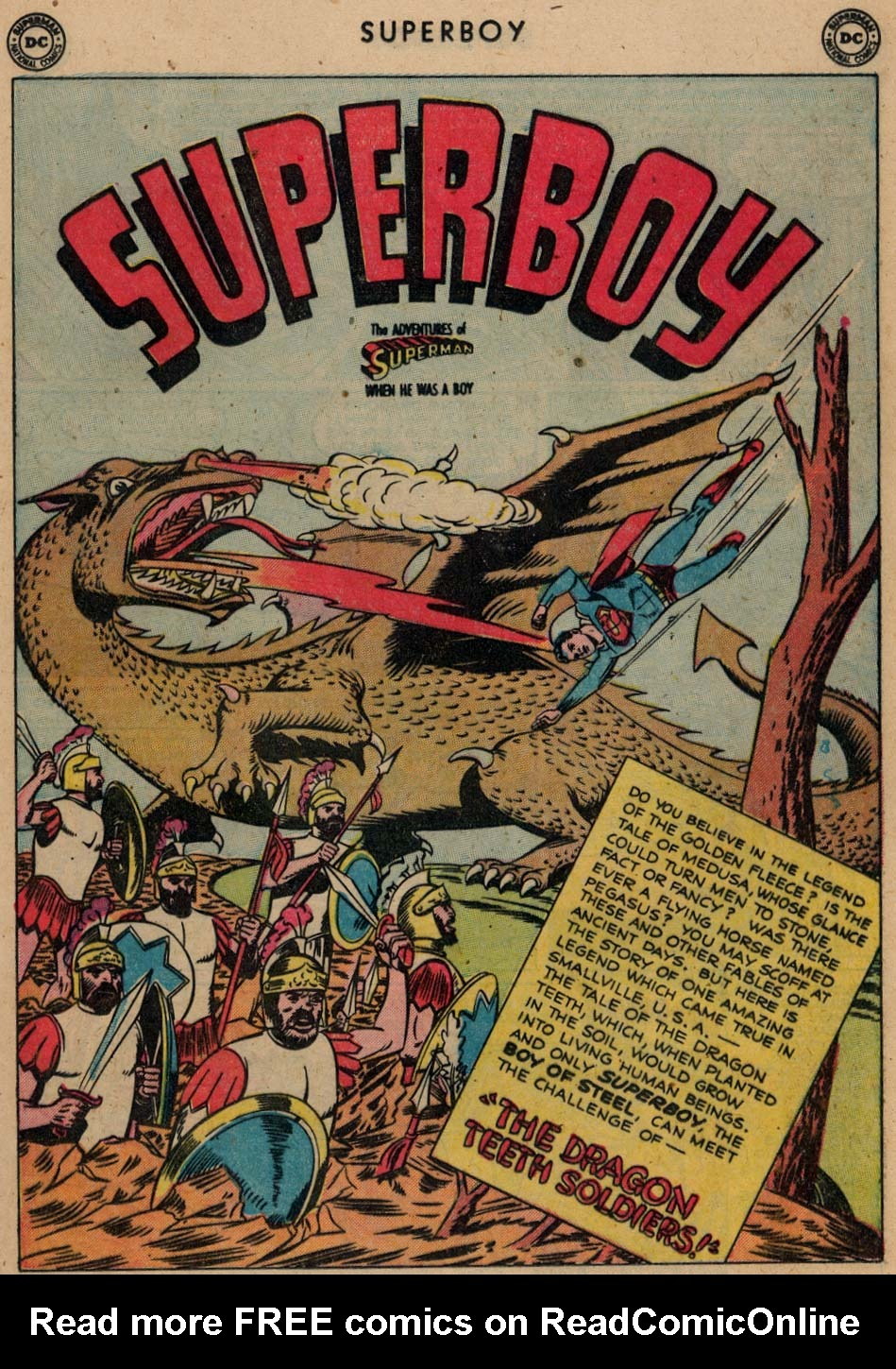 Superboy (1949) issue 20 - Page 28