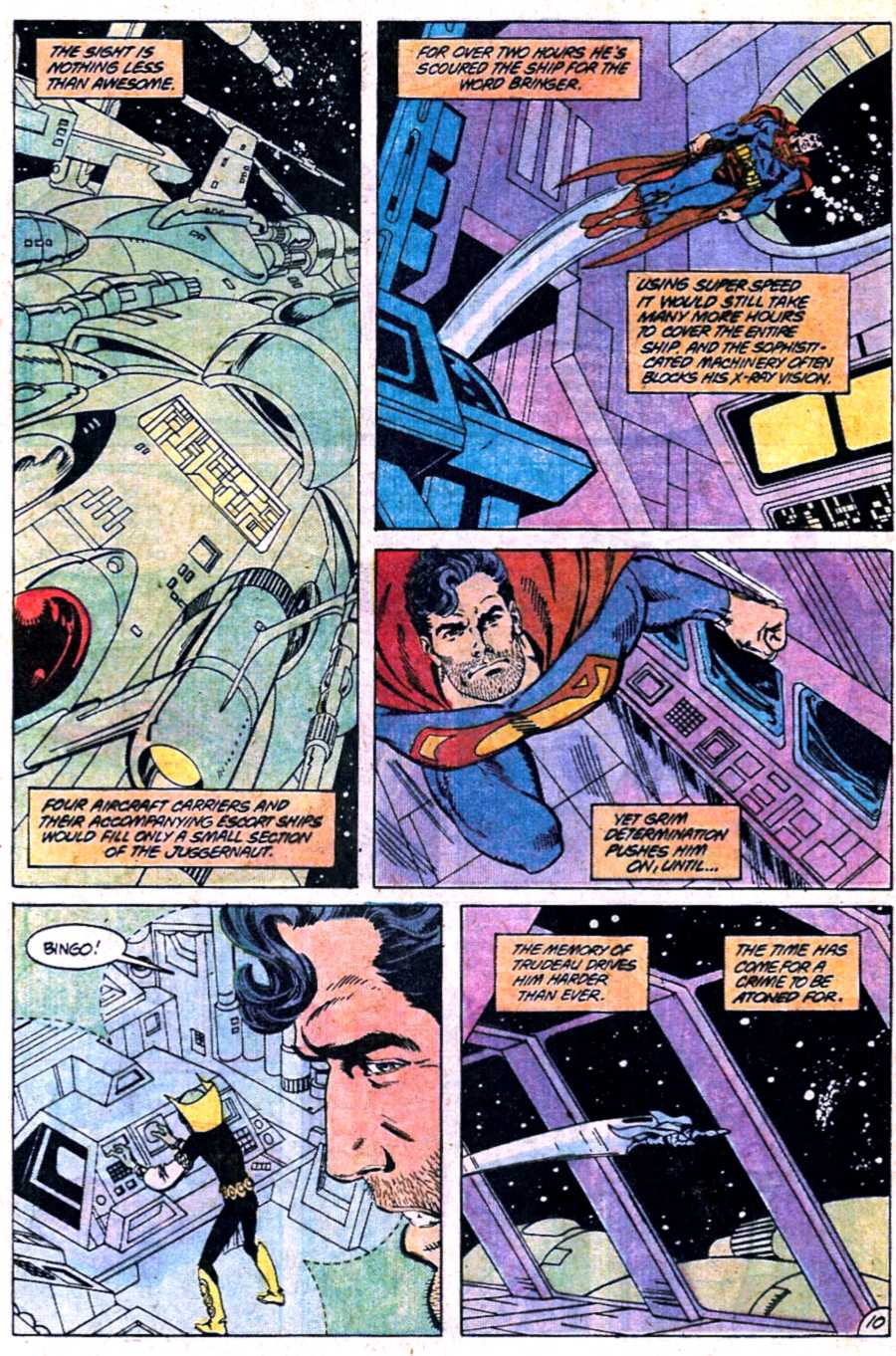 Read online Adventures of Superman (1987) comic -  Issue #452 - 11