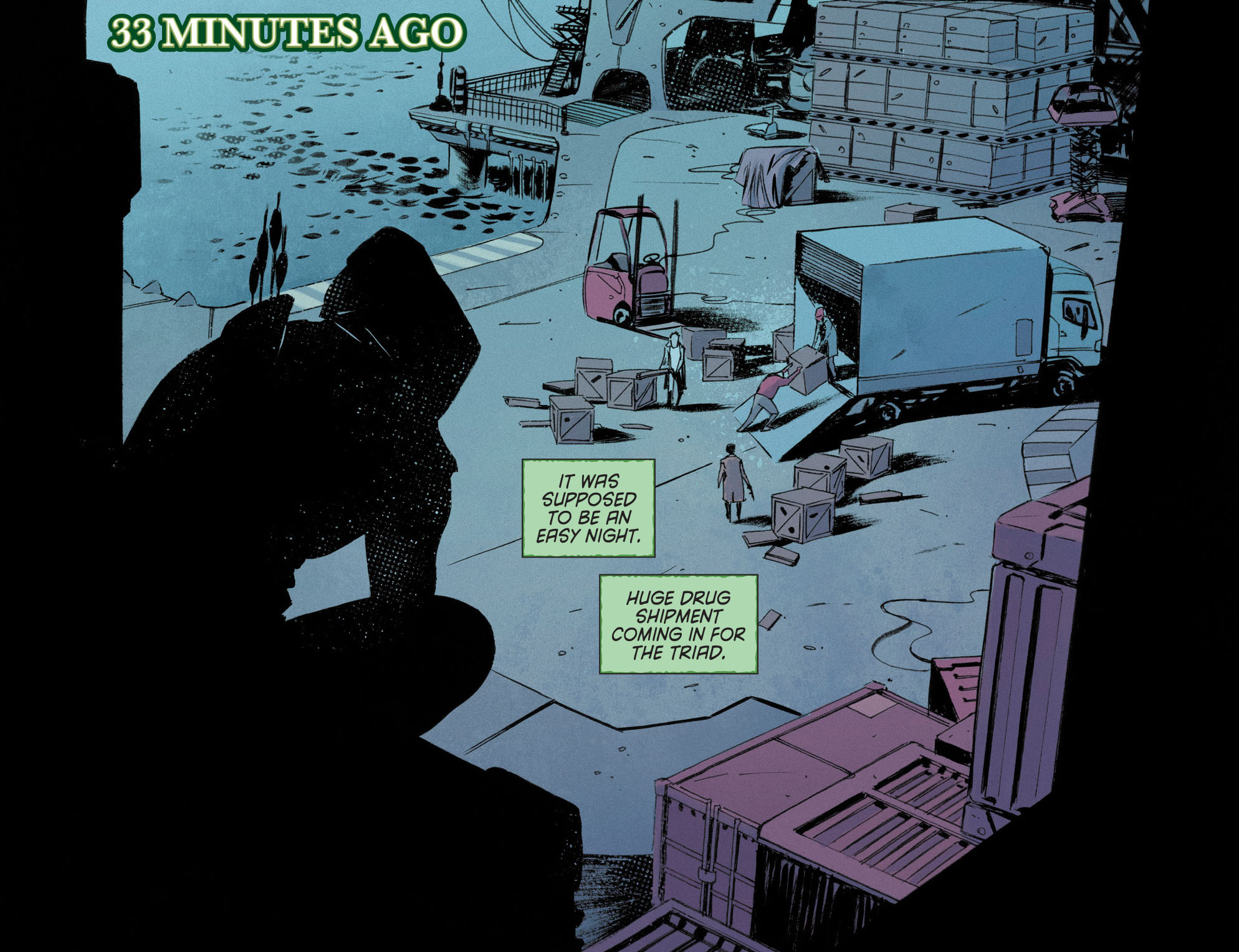 Read online Arrow [II] comic -  Issue #12 - 4