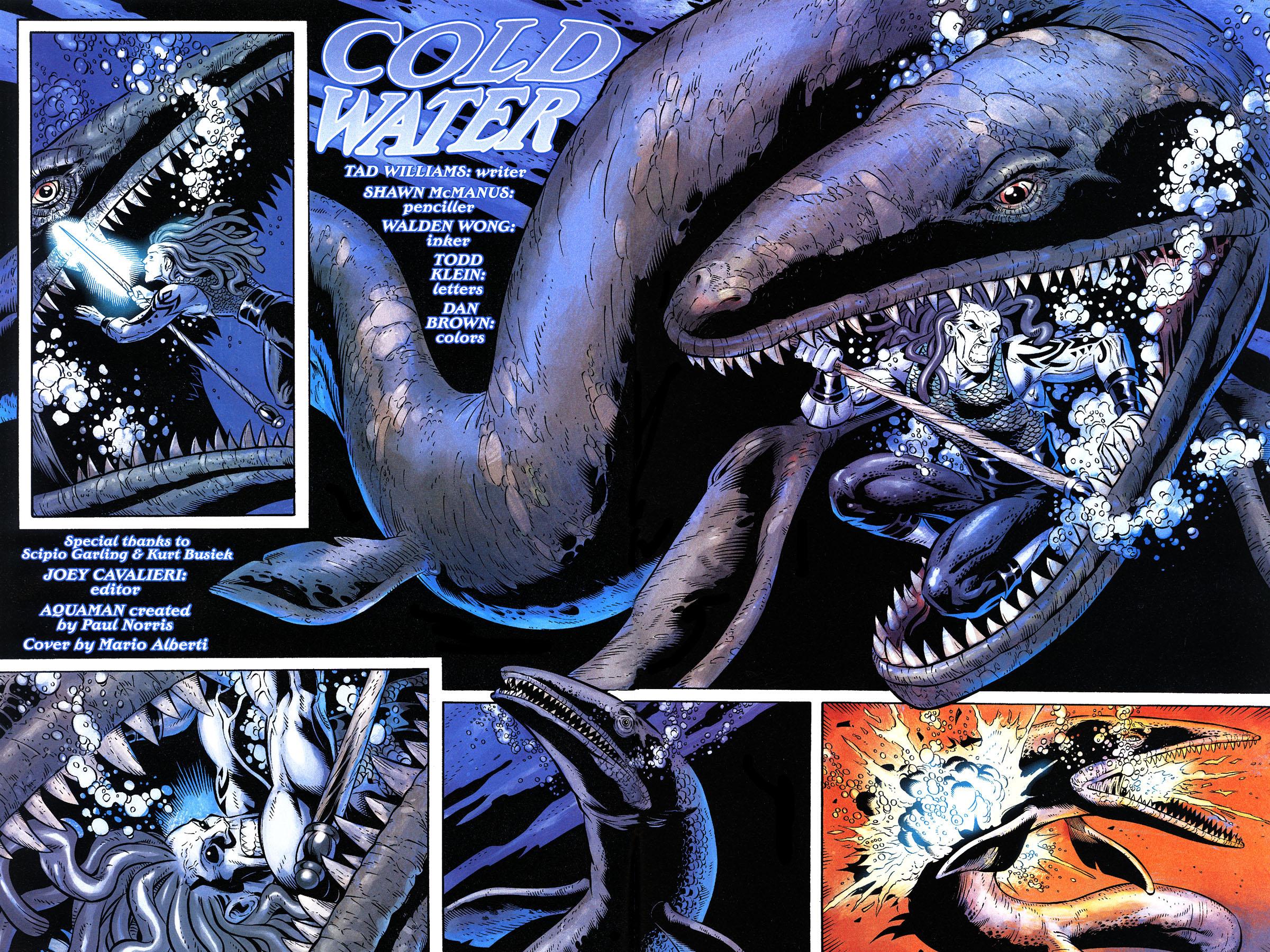 Read online Aquaman: Sword of Atlantis comic -  Issue #50 - 3