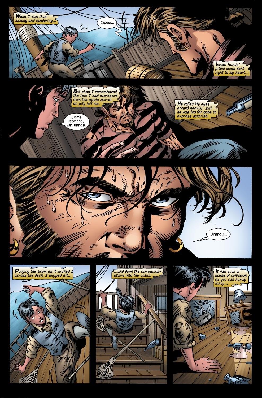 Read online Treasure Island comic -  Issue #4 - 16