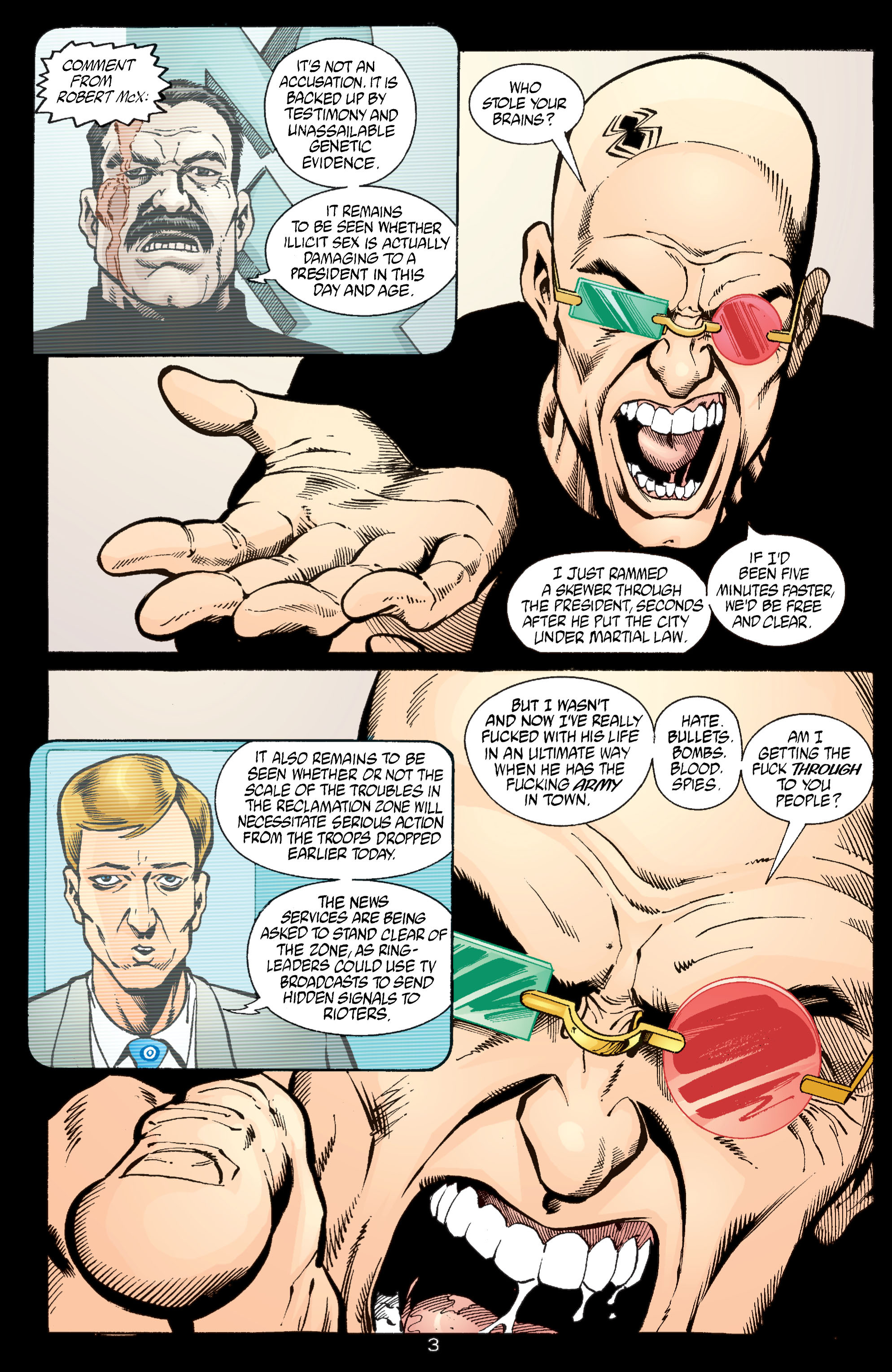 Read online Transmetropolitan comic -  Issue #55 - 4