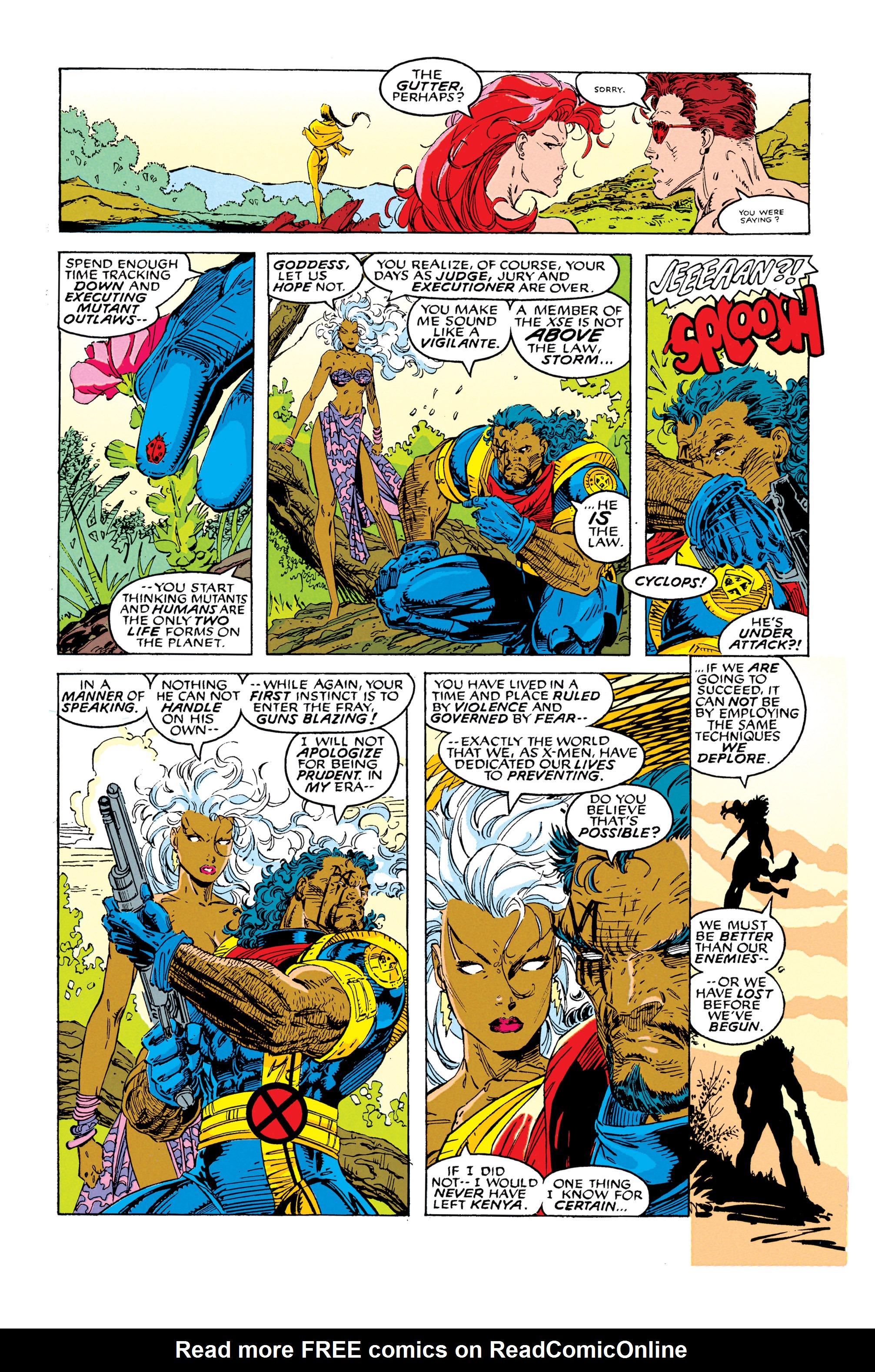 X-Men (1991) 8 Page 9
