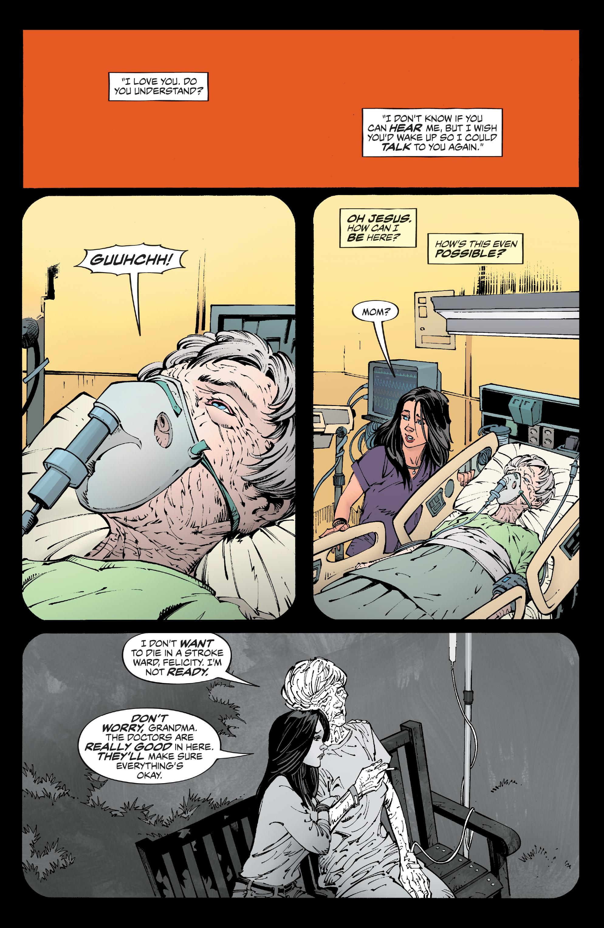 Read online Reborn comic -  Issue #6 - 21