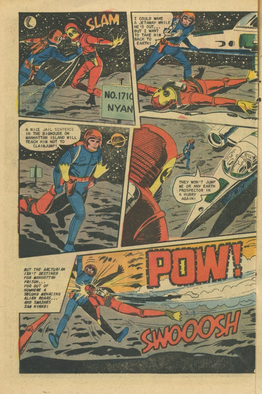Space Adventures (1968) issue 8 - Page 16
