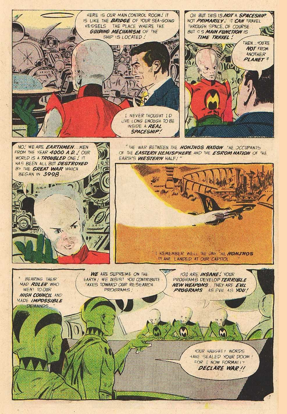 Space Adventures (1968) issue 1 - Page 25