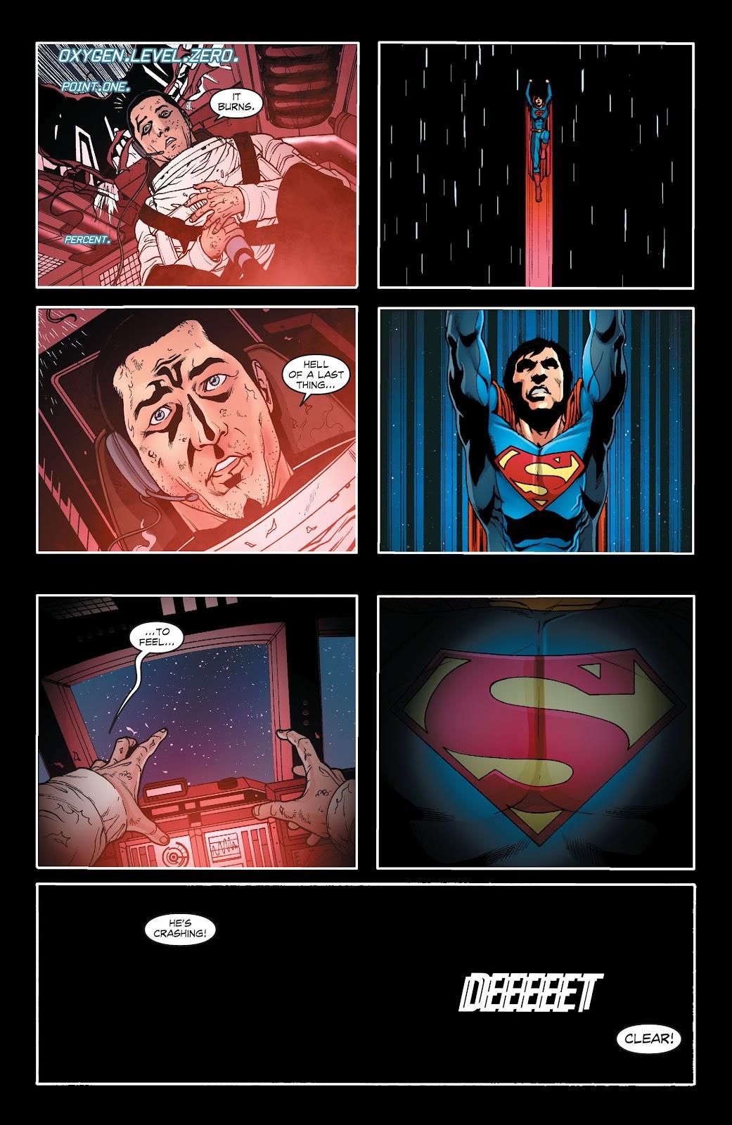 Read online Smallville Season 11 [II] comic -  Issue # TPB 1 - 66