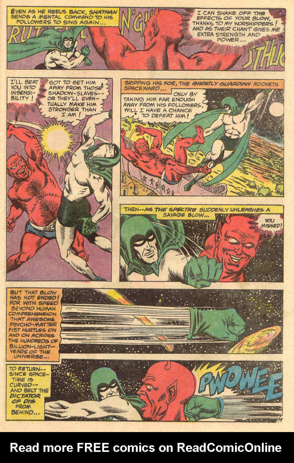 Read online Adventure Comics (1938) comic -  Issue #492 - 92