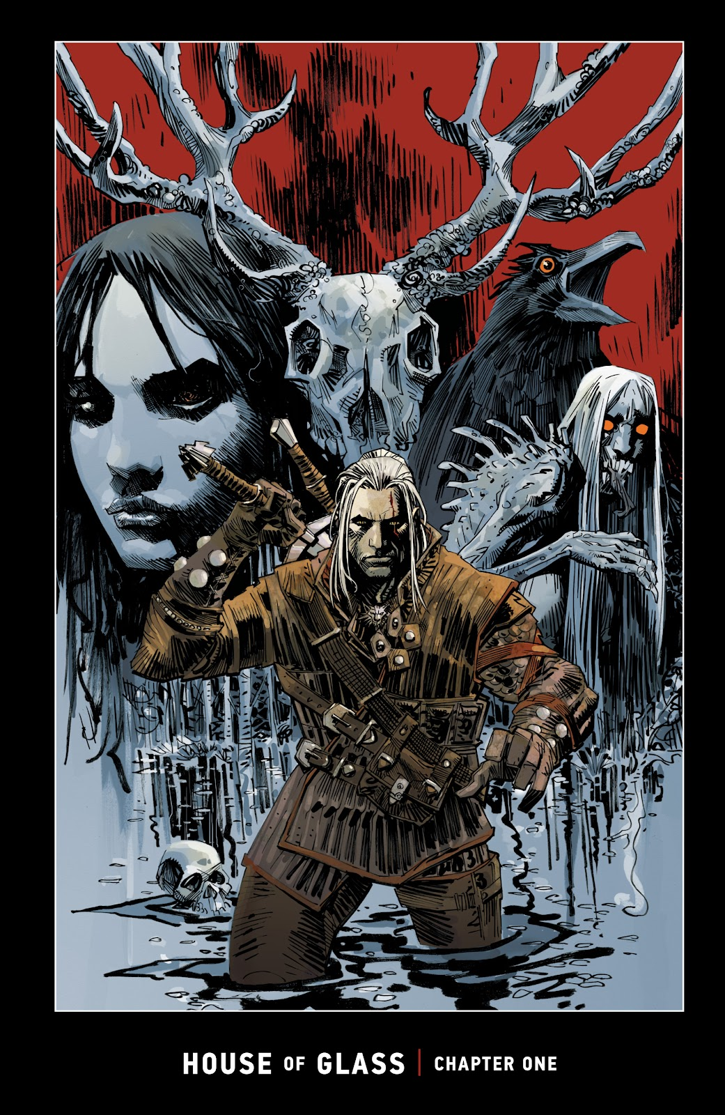 Read online The Witcher Omnibus comic -  Issue # TPB (Part 1) - 7
