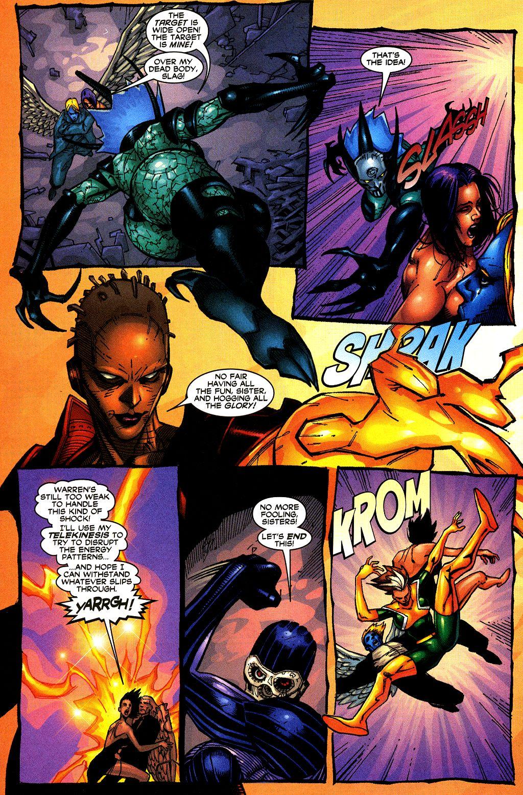 X-Men (1991) 105 Page 17