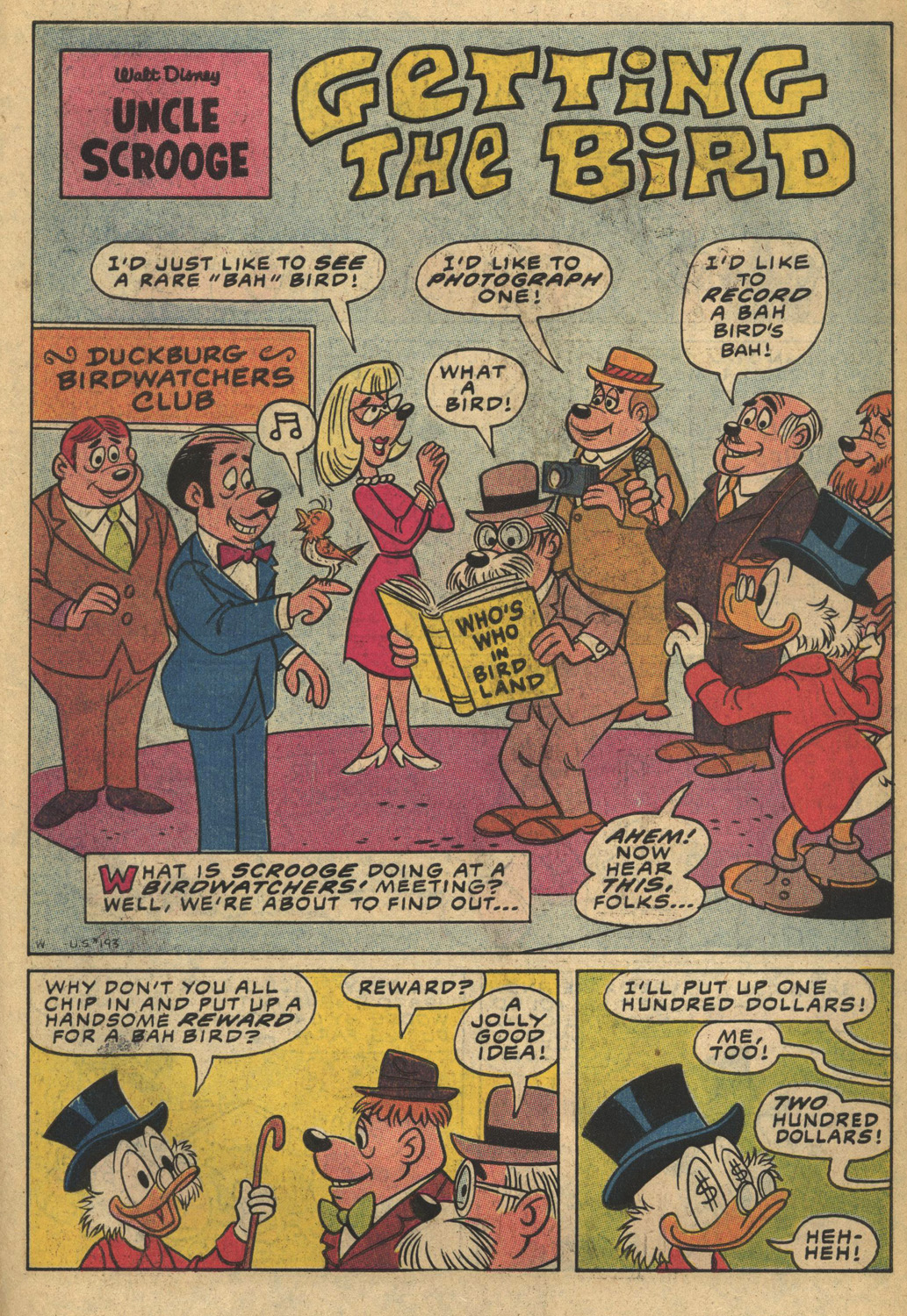 Read online Uncle Scrooge (1953) comic -  Issue #193 - 27