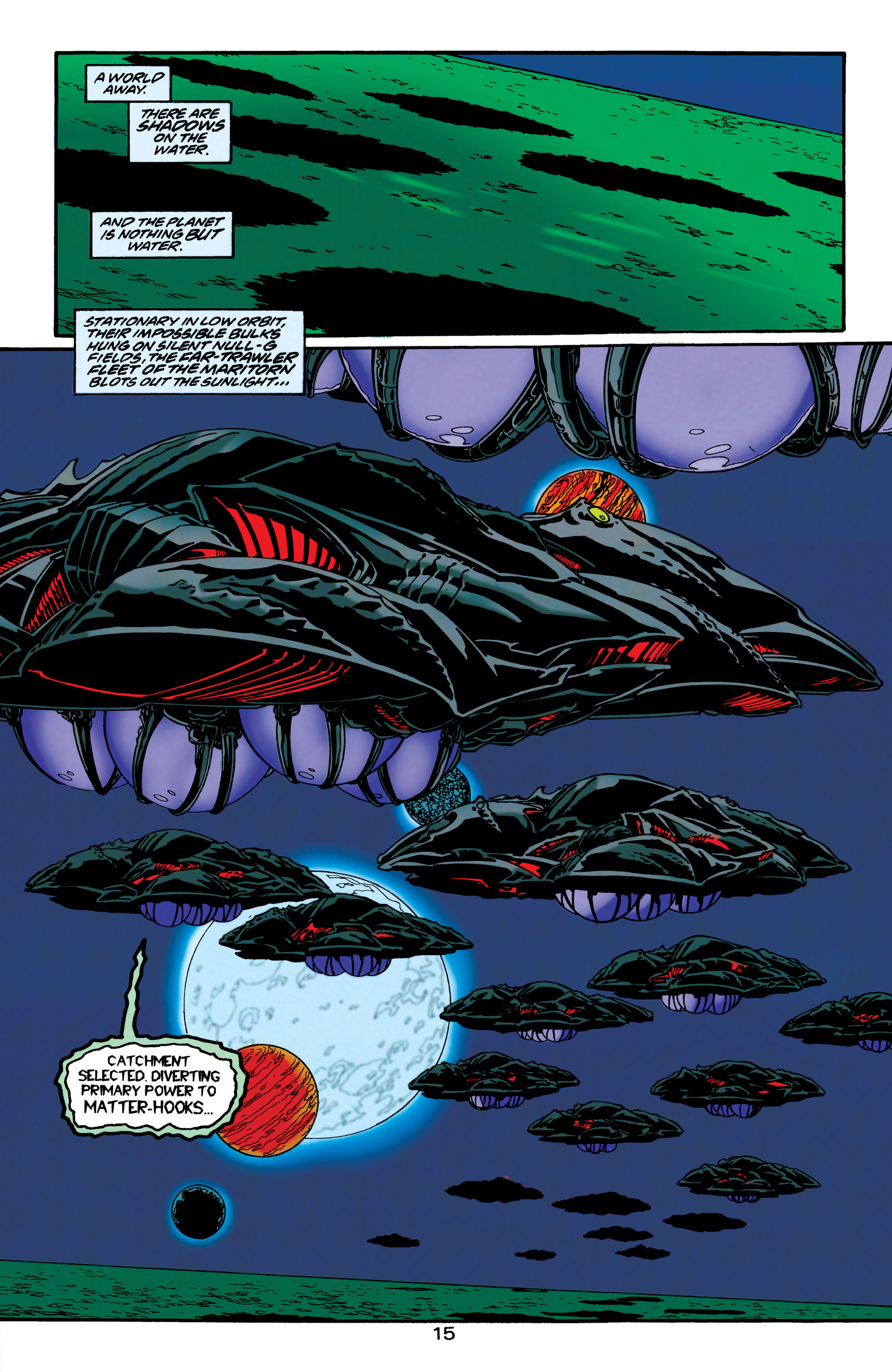 Read online Aquaman (1994) comic -  Issue #47 - 16