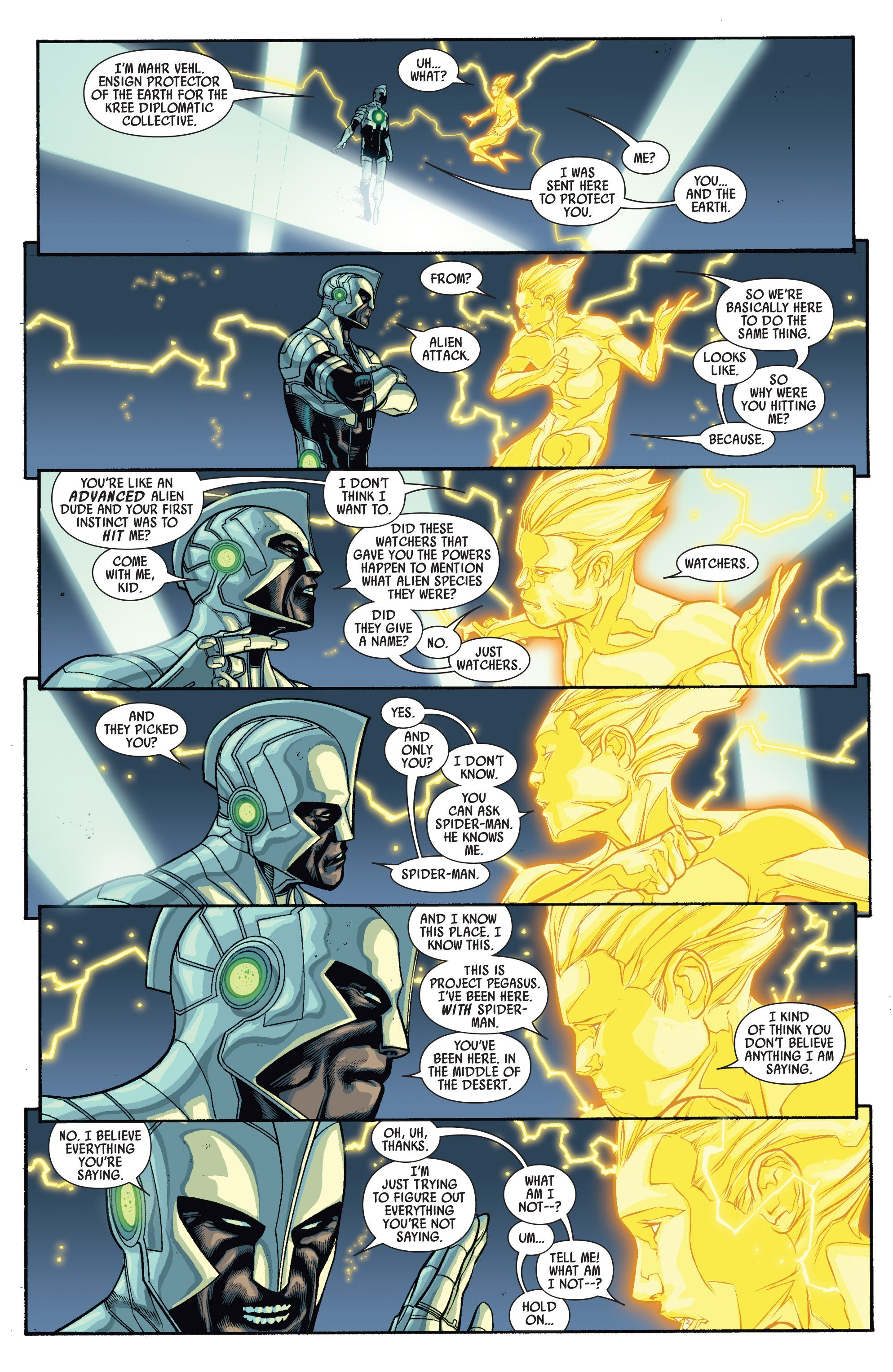 Read online Ultimate Comics Doomsday comic -  Issue # Full - 113