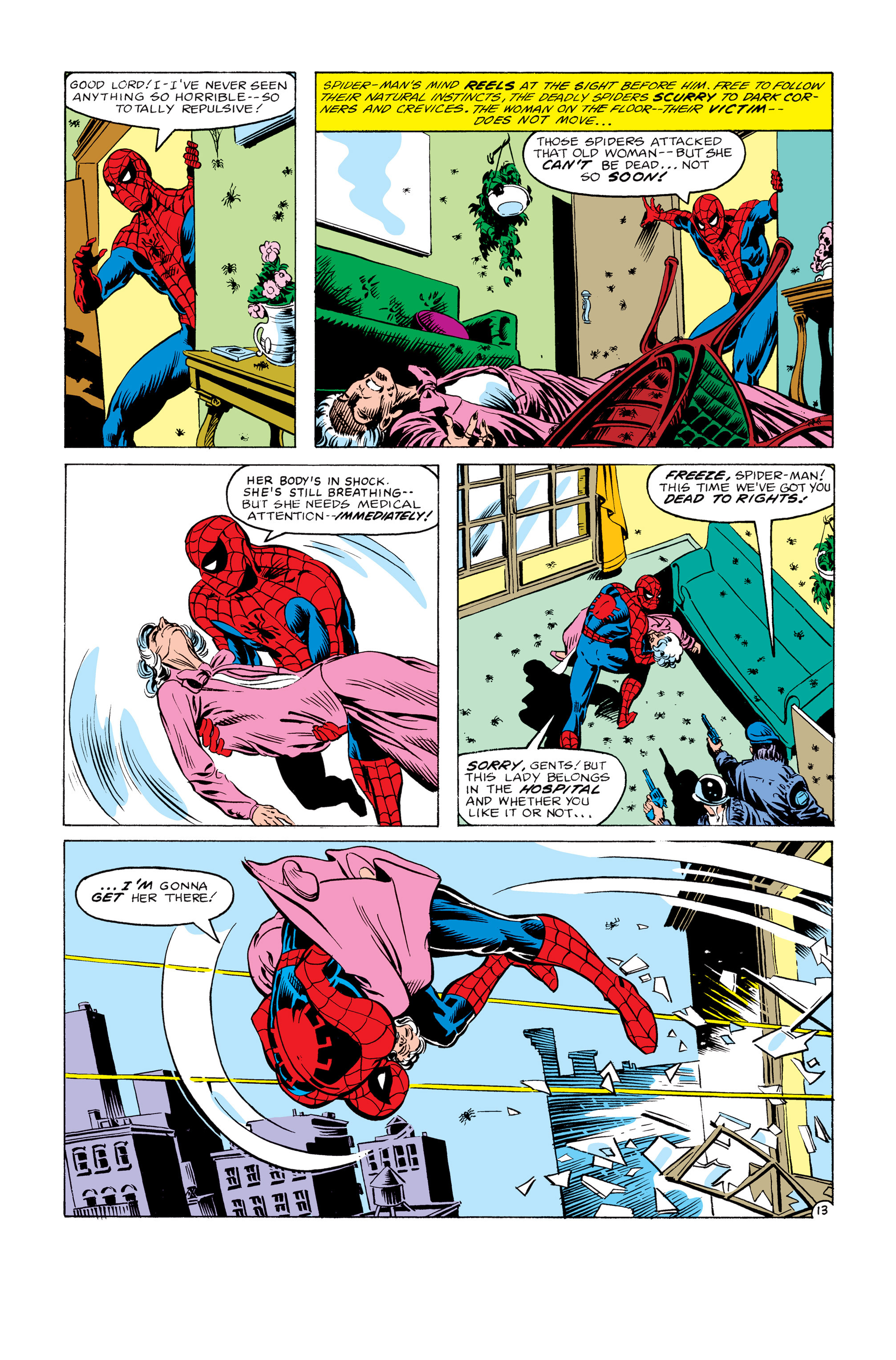 The Amazing Spider-Man (1963) 228 Page 13