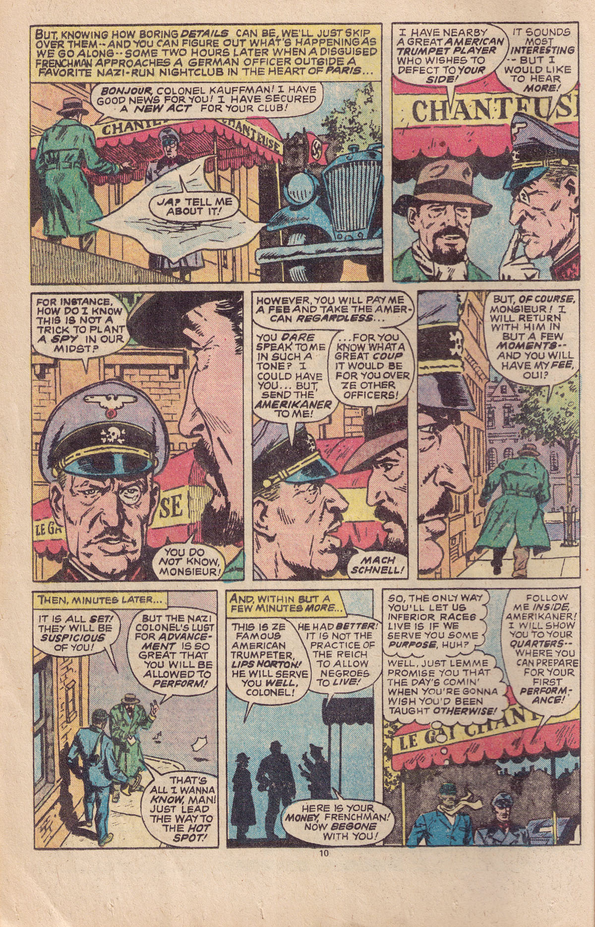 Read online Sgt. Fury comic -  Issue #151 - 12