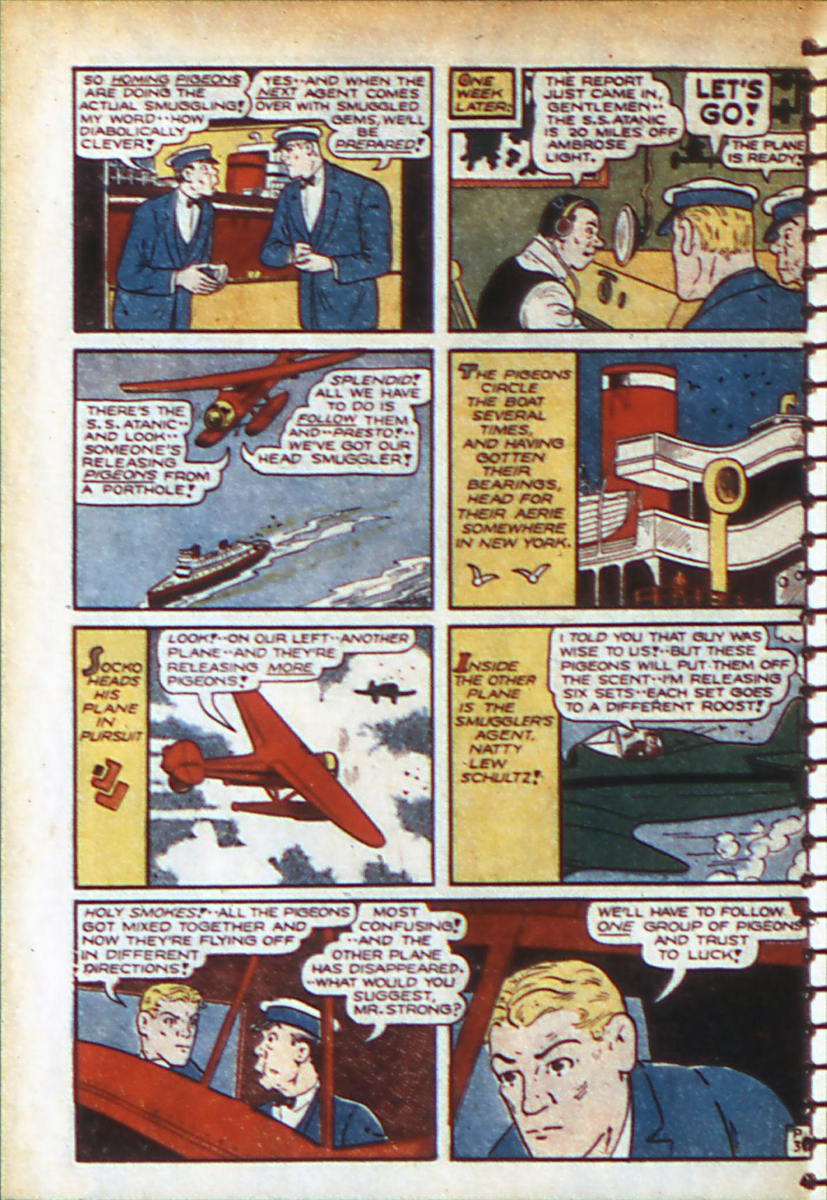 Read online Adventure Comics (1938) comic -  Issue #56 - 43