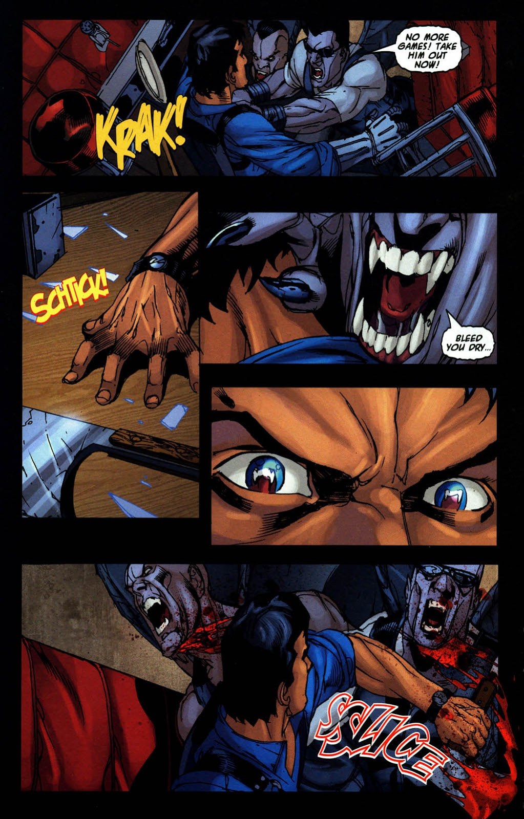 Army of Darkness (2006) Issue #9 #5 - English 12