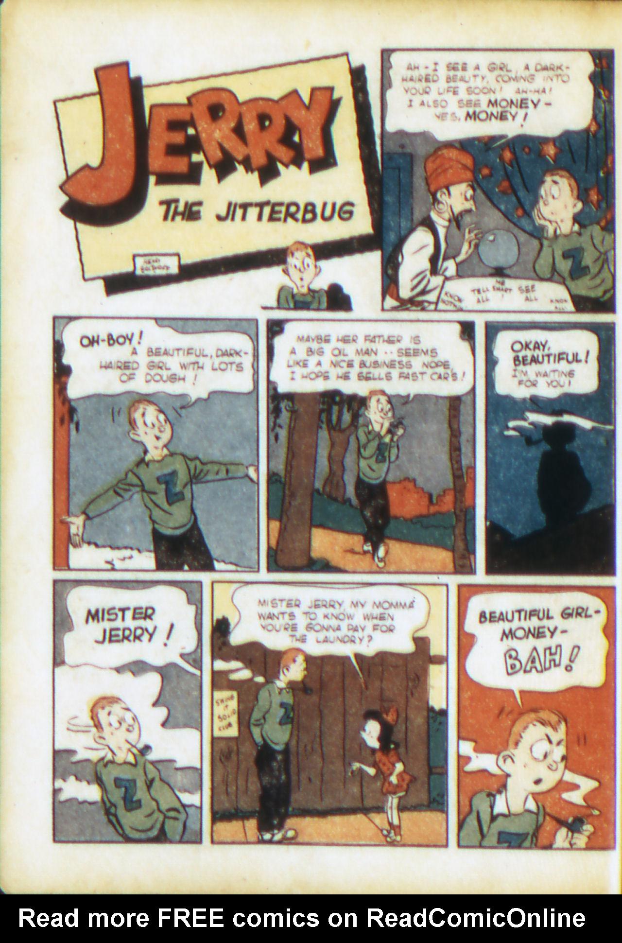 Read online Adventure Comics (1938) comic -  Issue #71 - 17