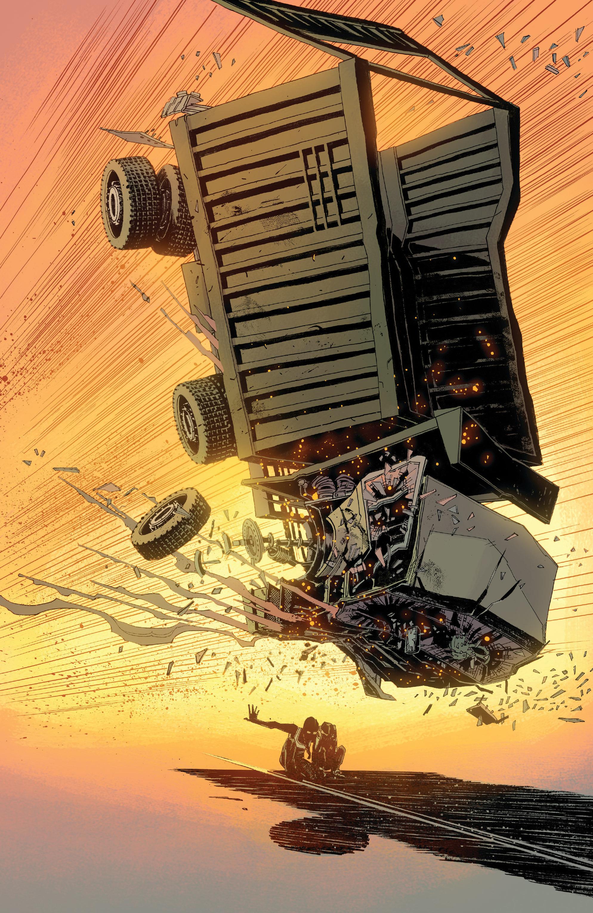 Read online Sleepy Hollow (2014) comic -  Issue #1 - 8