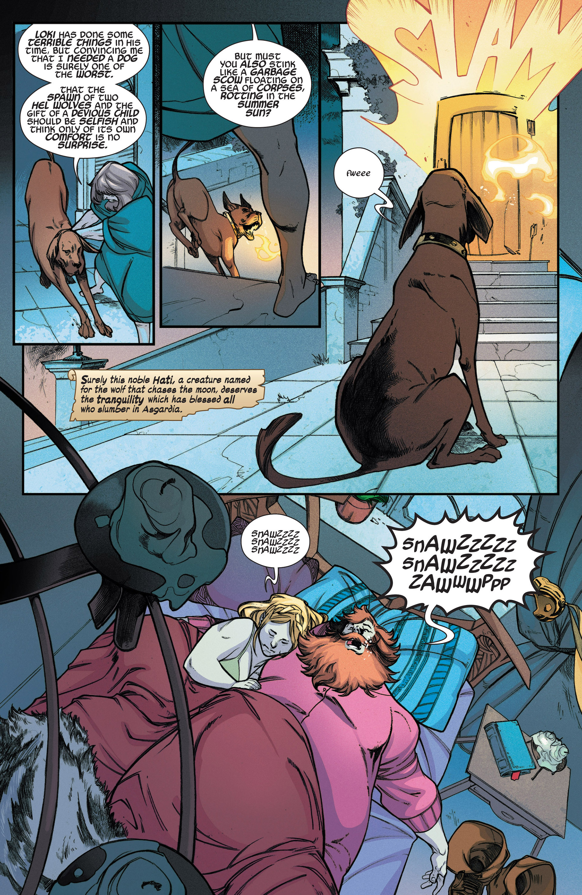Read online Journey into Mystery (2011) comic -  Issue #651 - 4