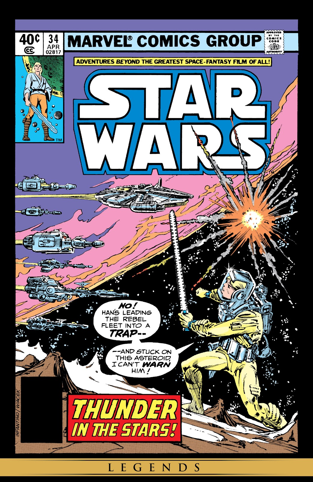 Read online Star Wars Legends: The Original Marvel Years - Epic Collection comic -  Issue # TPB 2 (Part 2) - 85