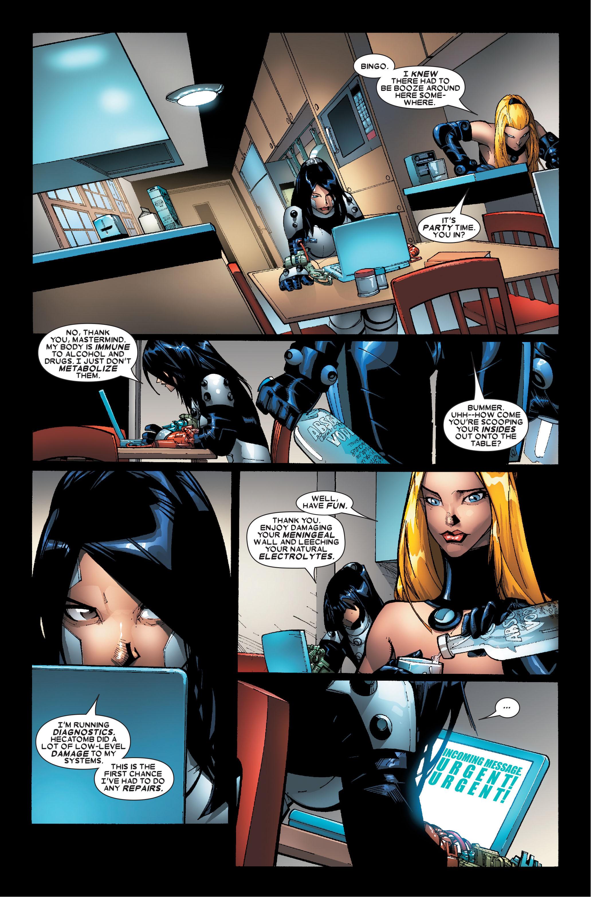 X-Men (1991) 200 Page 11