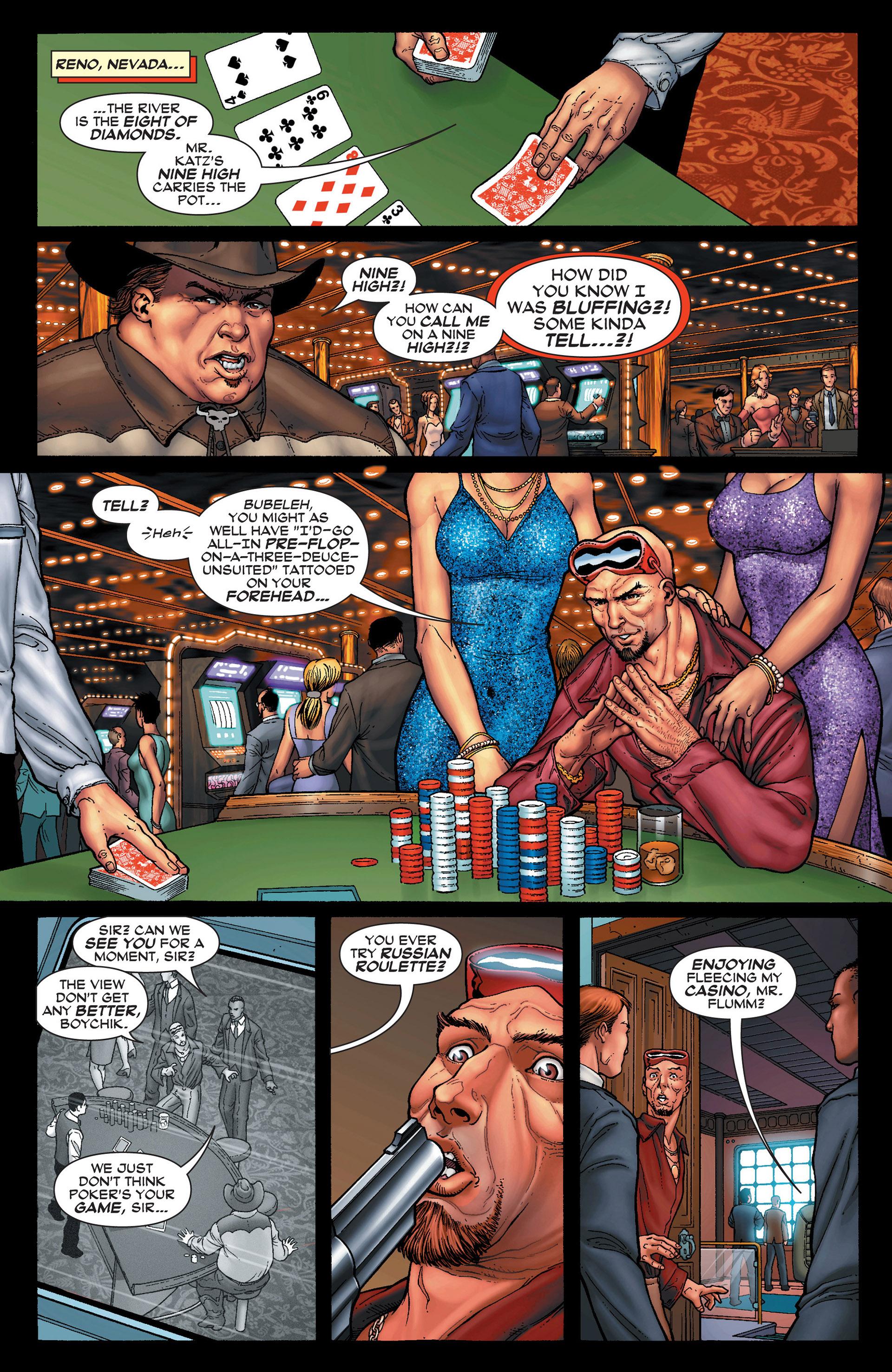 Read online Super-Villain Team-Up/MODOK's 11 comic -  Issue #1 - 11