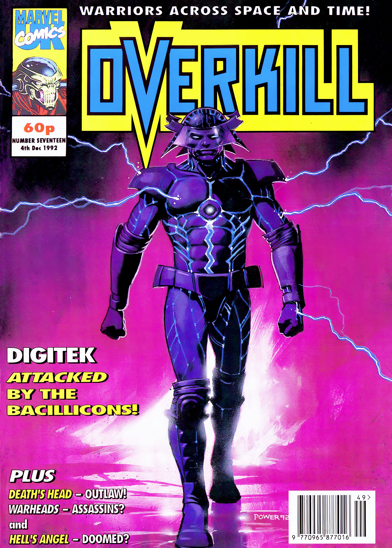 Read online Overkill comic -  Issue #17 - 1