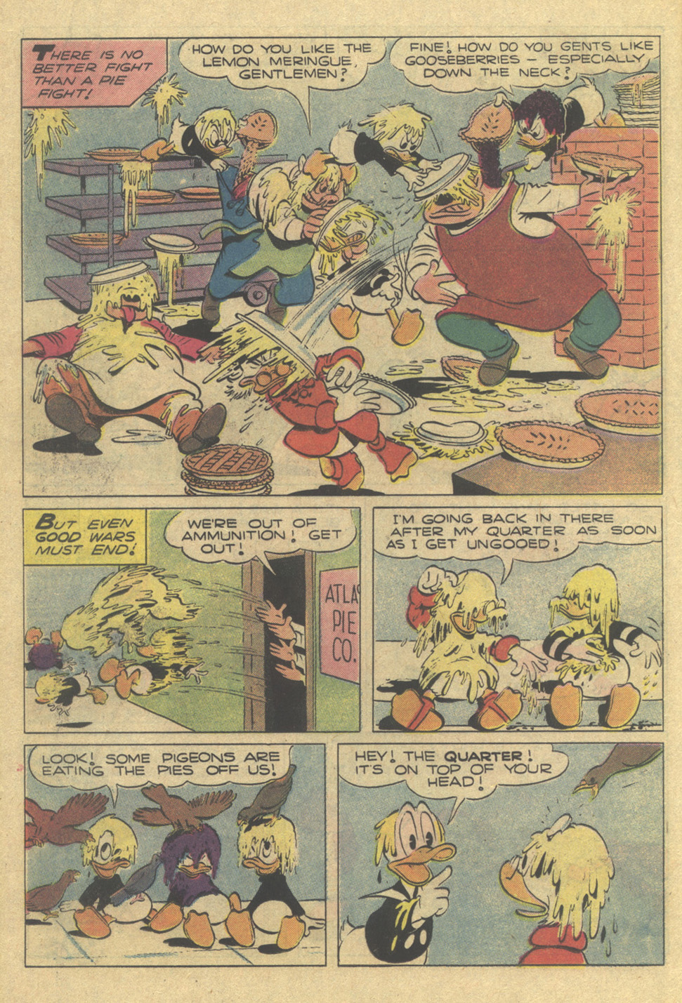 Read online Uncle Scrooge (1953) comic -  Issue #189 - 14