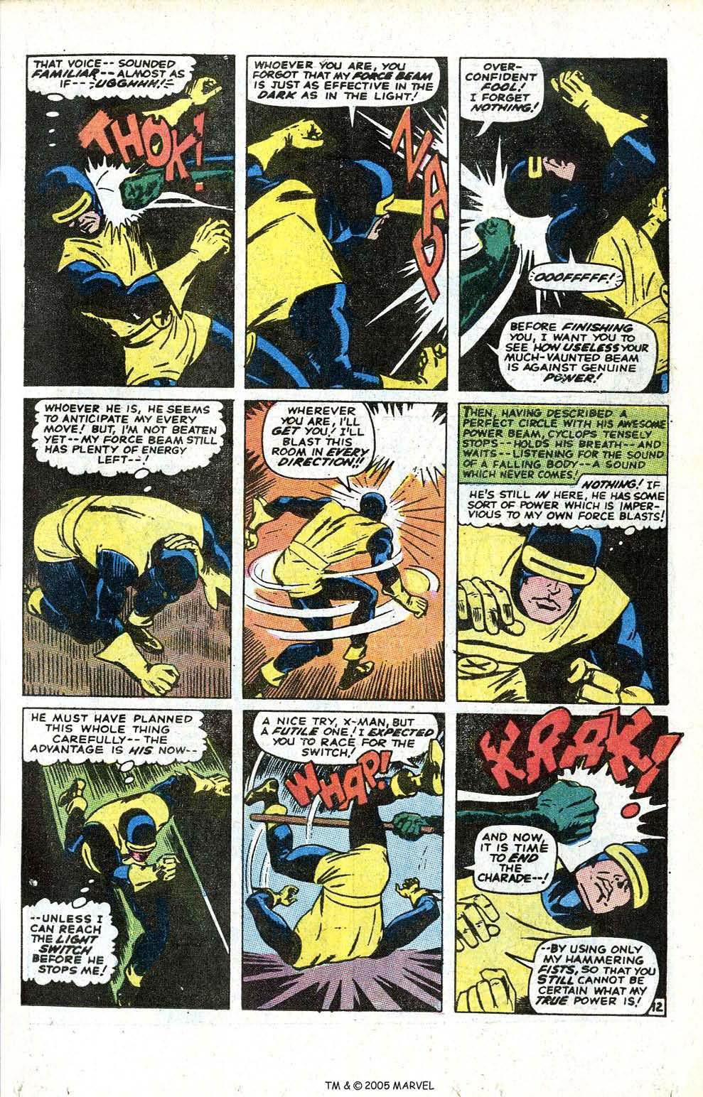 Uncanny X-Men (1963) issue 70 - Page 15