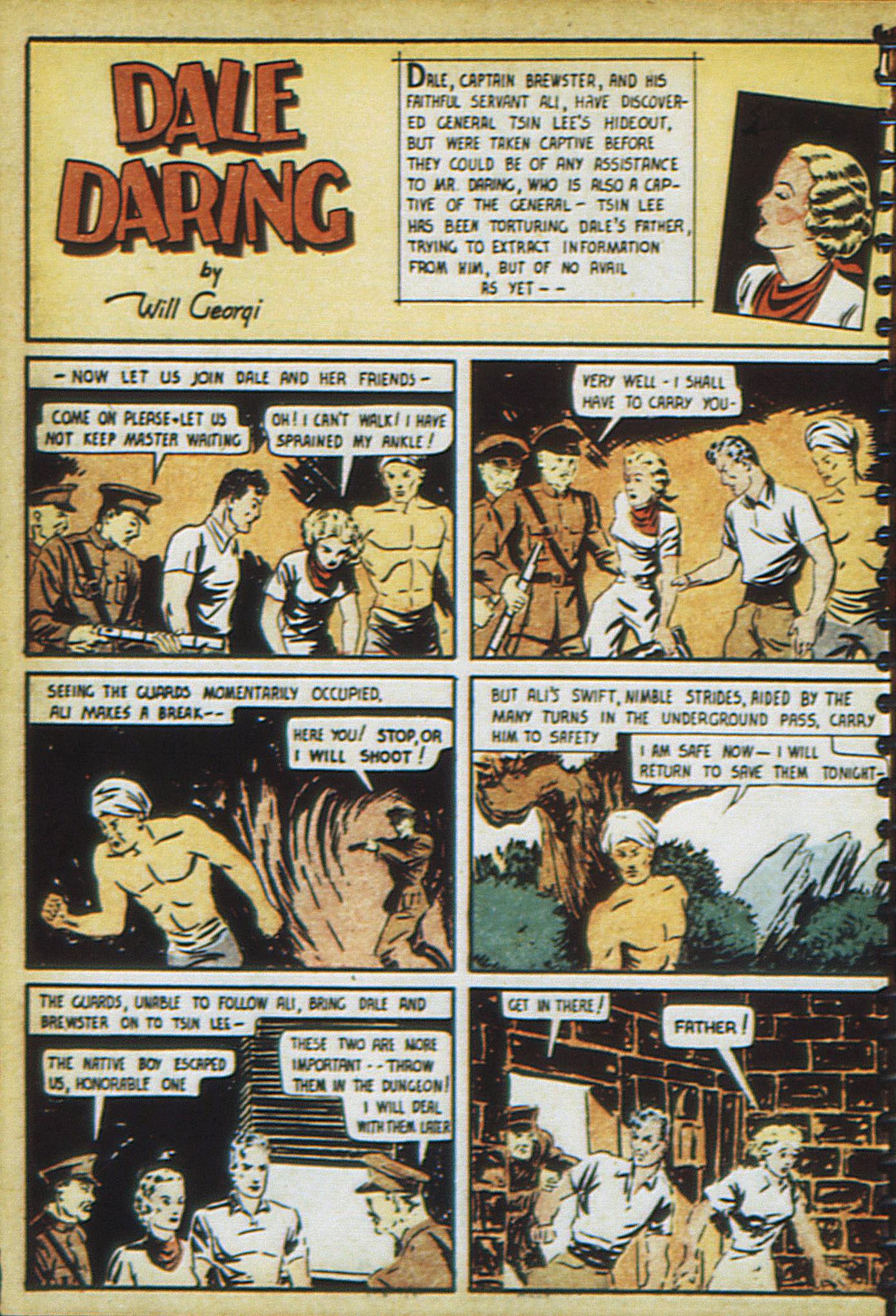 Read online Adventure Comics (1938) comic -  Issue #17 - 59