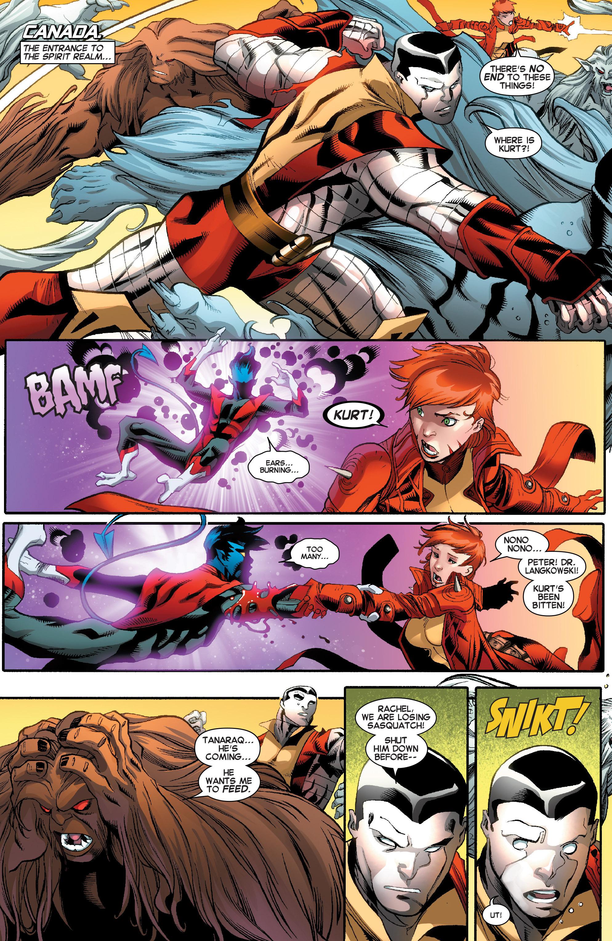 Read online Amazing X-Men (2014) comic -  Issue #12 - 8