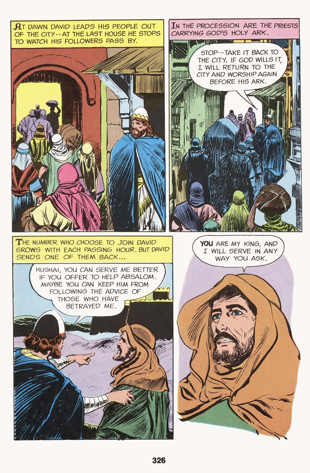The Picture Bible issue TPB (Part 4) - Page 29